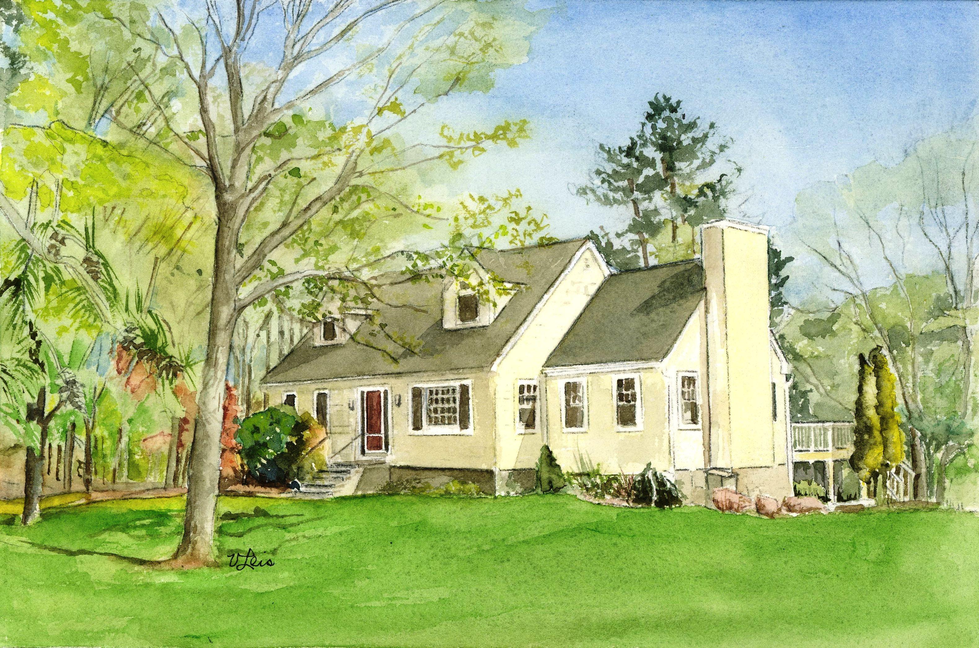 独户住宅 为 销售 在 Sweet Country Home 4 Pine Lane Mahopac, 纽约州 10541 美国
