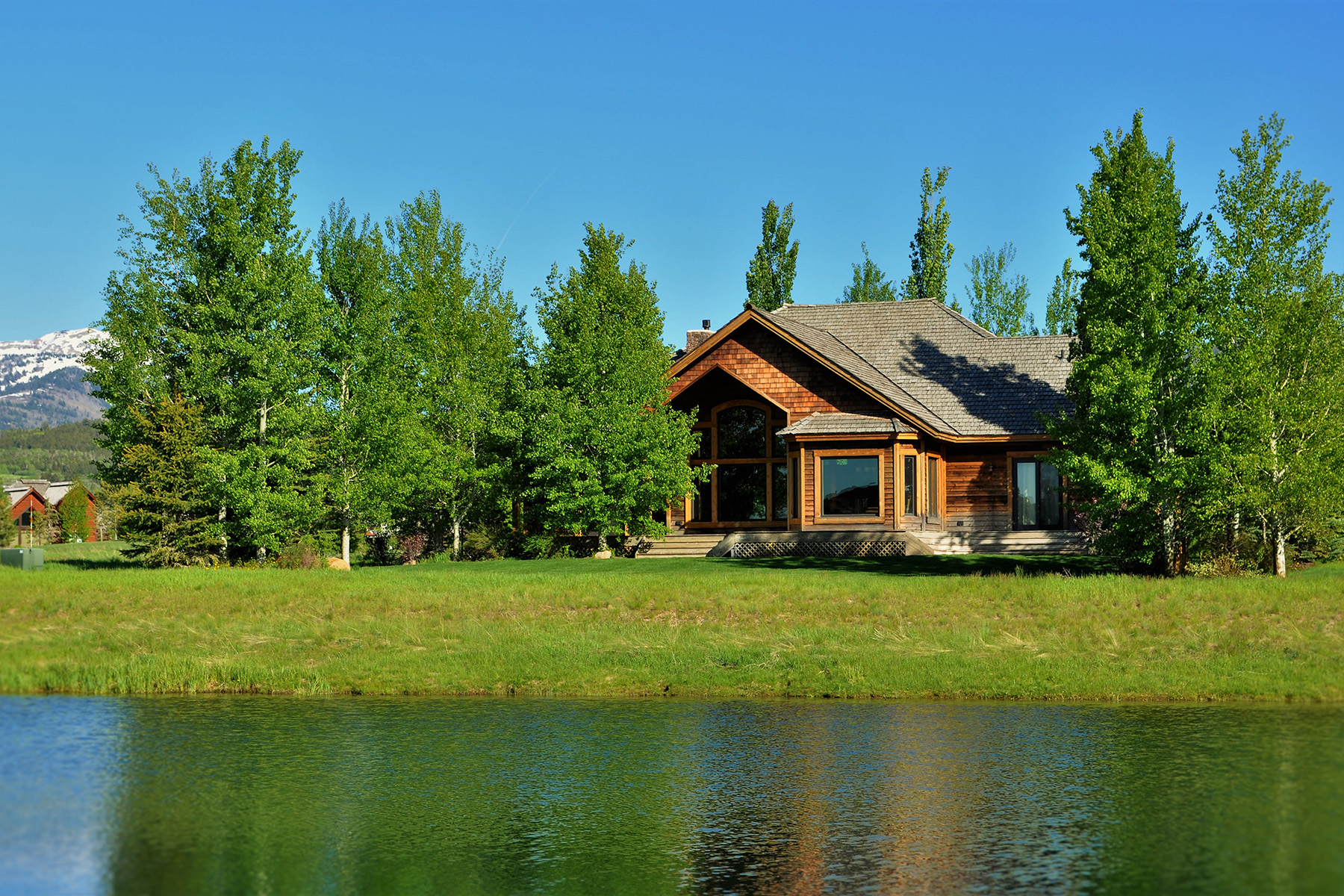 sales property at Waterfront home in Teton Springs