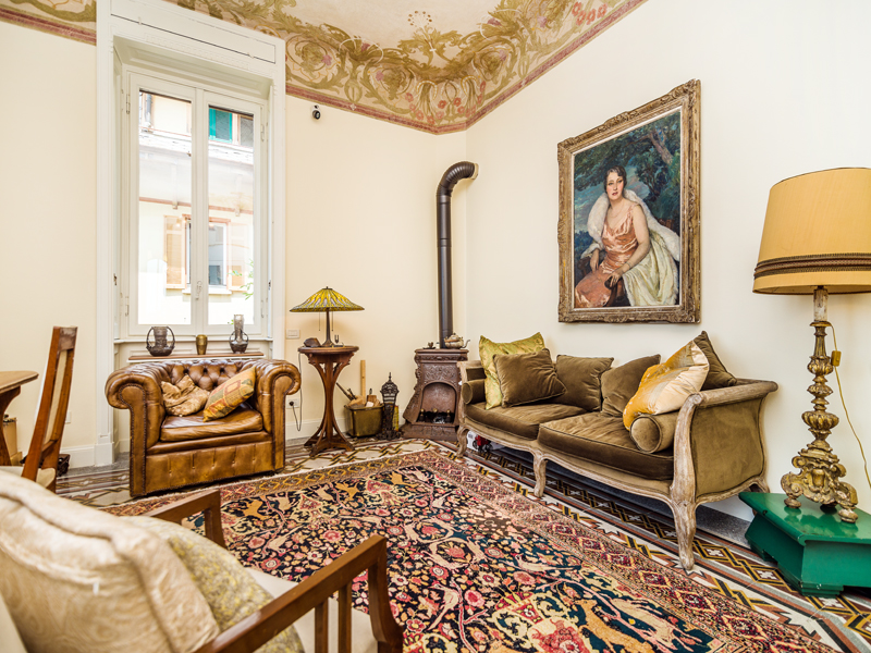 Property Of Charming villa Jugendstil over the lake