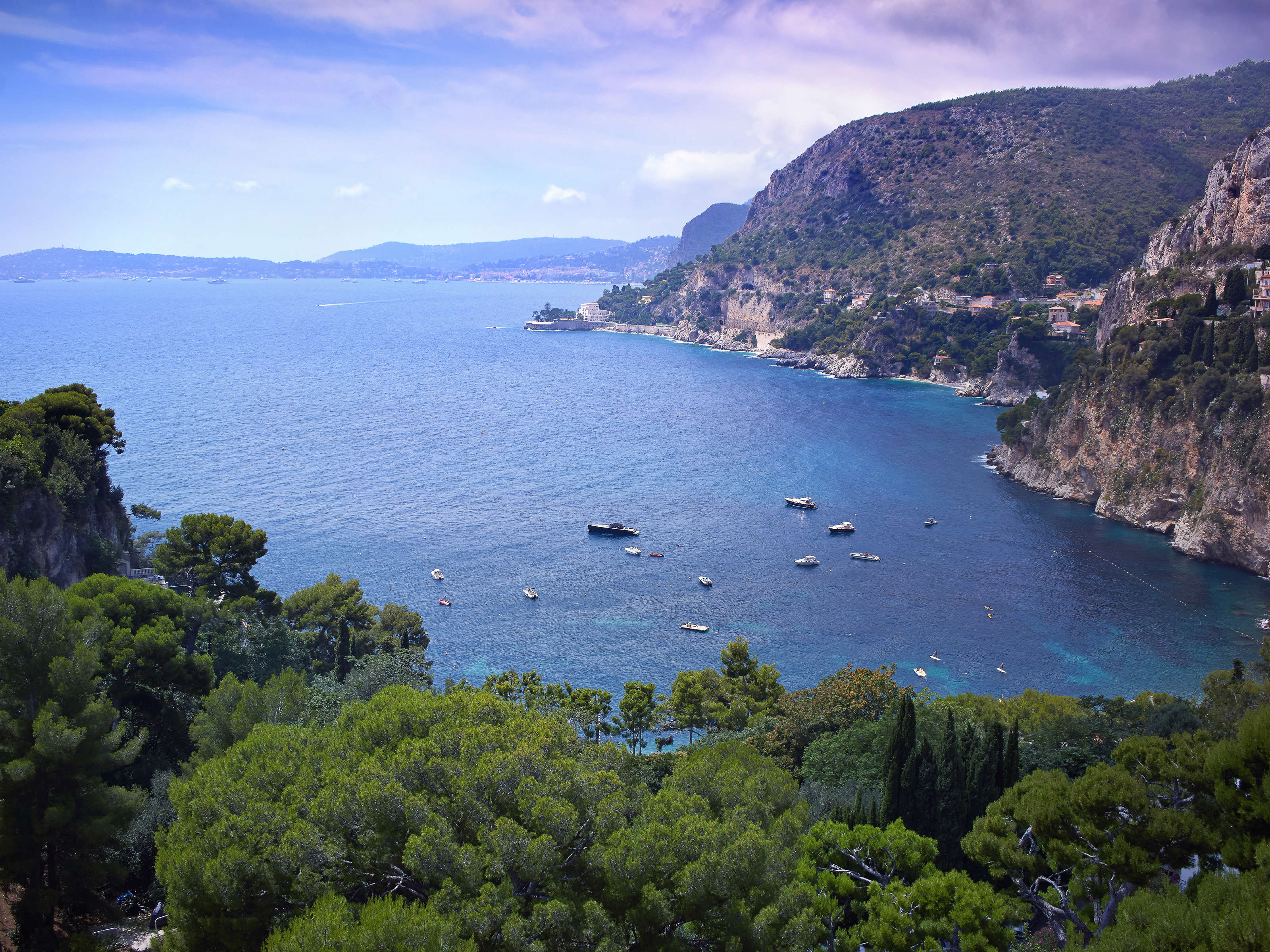 Single Family Home for Sale at Lovely property close to the beach with panoramic views to the sea Cap D'Ail, Provence-Alpes-Cote D'Azur 06320 France