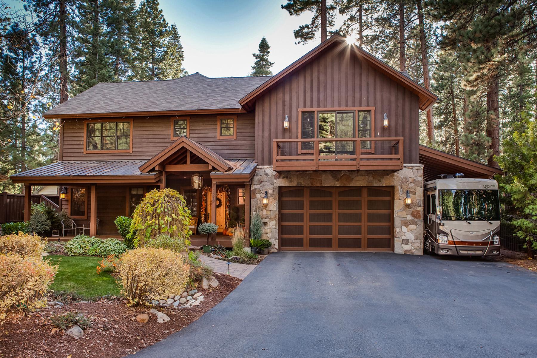 Частный односемейный дом для того Продажа на 121 Mayhew Circle Mill Creek, Incline Village, Невада, 89451 Соединенные Штаты