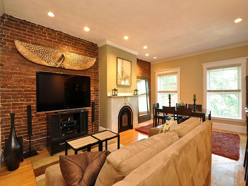 Condominium for Sale at South End Condominium Townhouse 73 Rutland Street Unit 4 South End, Boston, Massachusetts 02118 United States