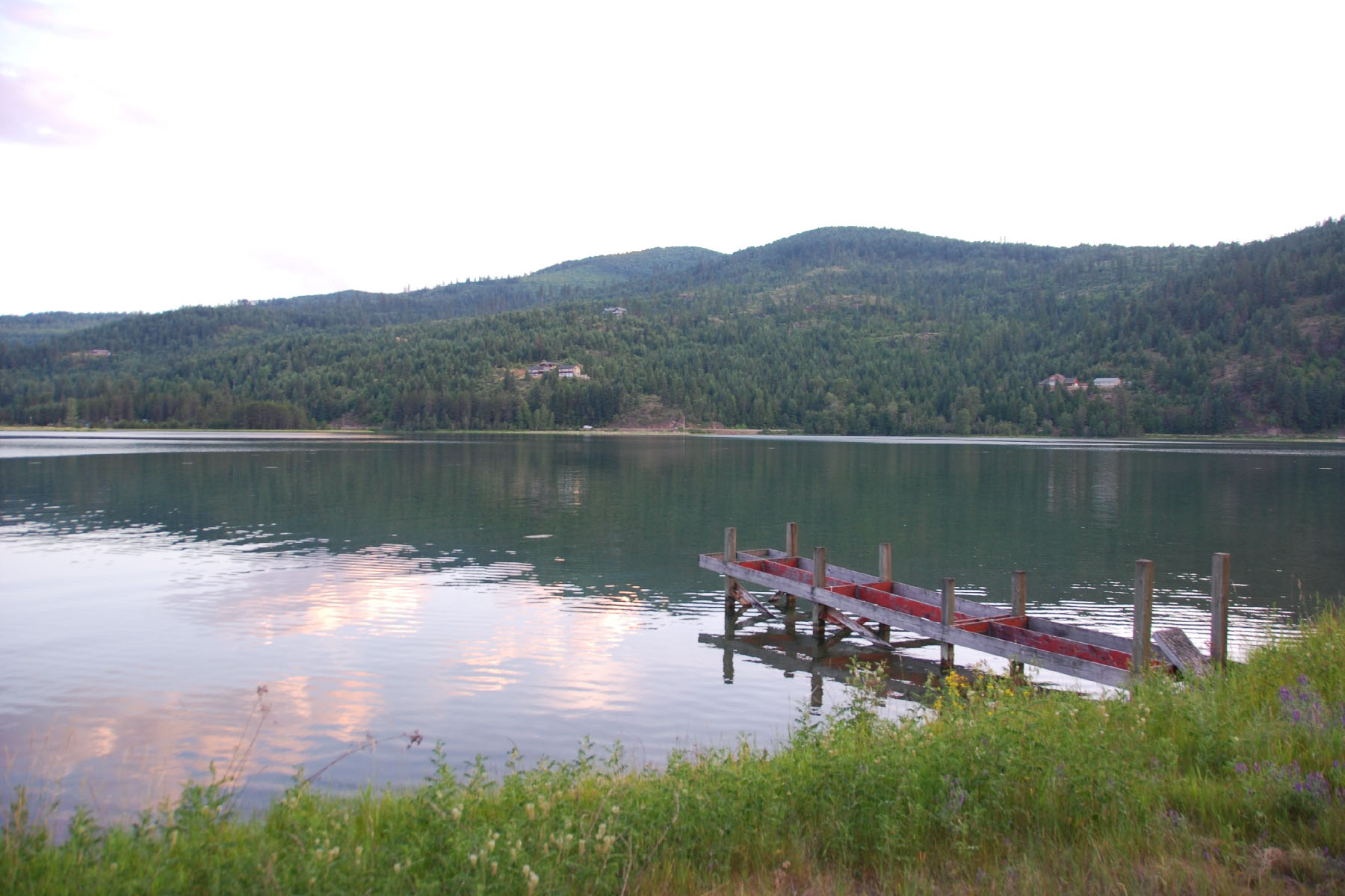 Land for Sale at Pend Oreille River Waterfront! Lots 1&2 E Shore Dr Priest River, Idaho, 83856 United States