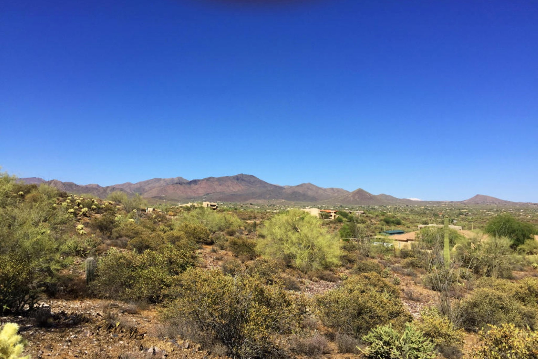 sales property at One of the best 5 acre elevated lots in the town of Cave Creek