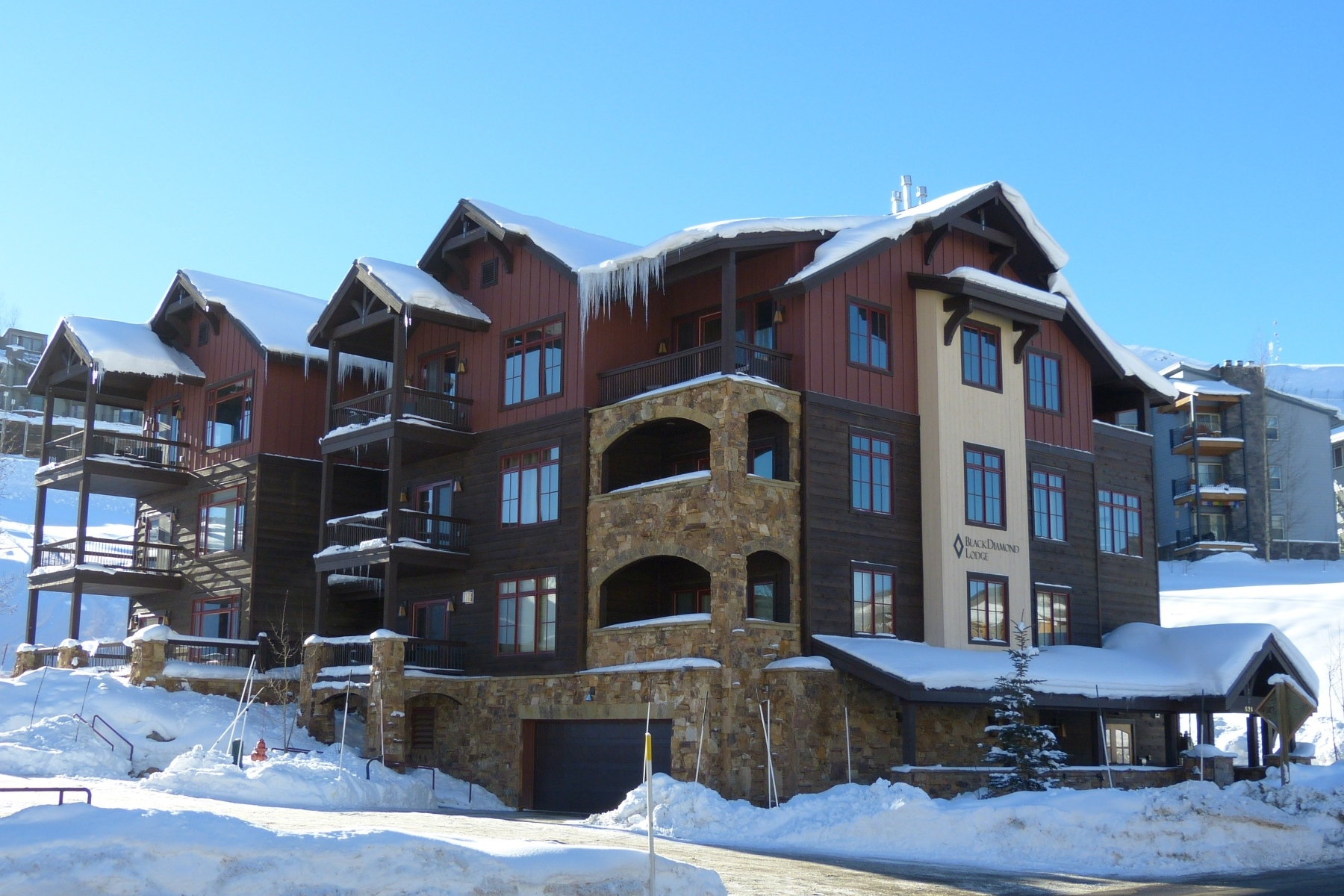 sales property at Prime Ski Location