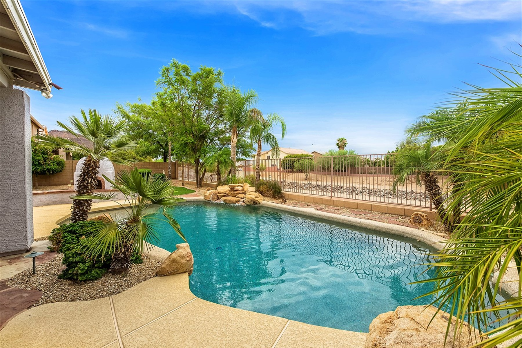 sales property at Immaculately maintained home in the desert