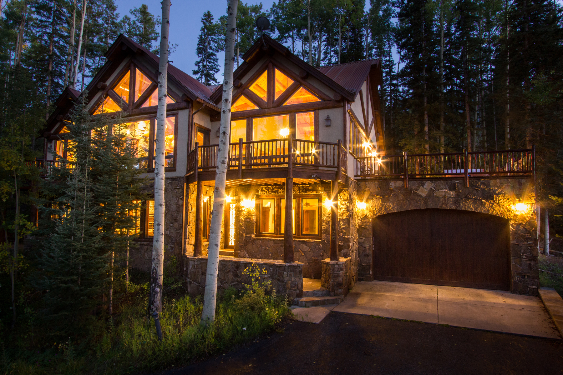 Single Family Home for Sale at 126 Polecat Lane Mountain Village, Telluride, Colorado, 81435 United States