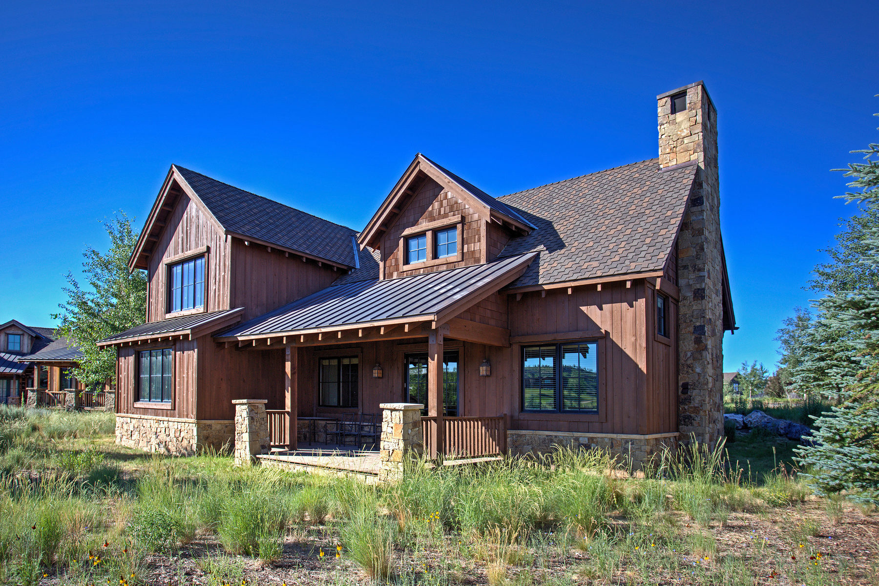 Vivienda unifamiliar por un Venta en Beautiful Cabin in Promontory 3604 Blue Sage Trl Park City, Utah, 84098 Estados Unidos