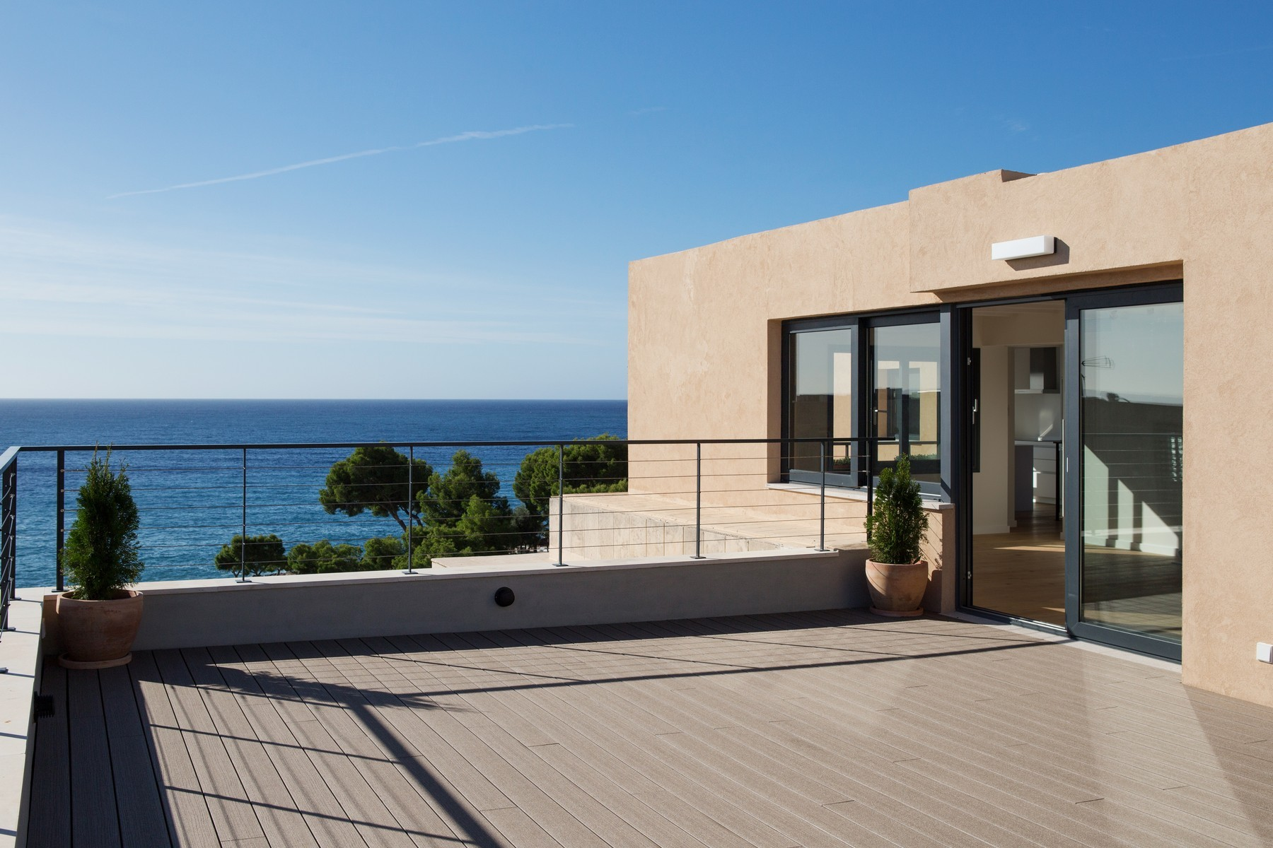 Apartment for Sale at Modern penthouse with sea access in Illetas Bendinat, Mallorca 07180 Spain