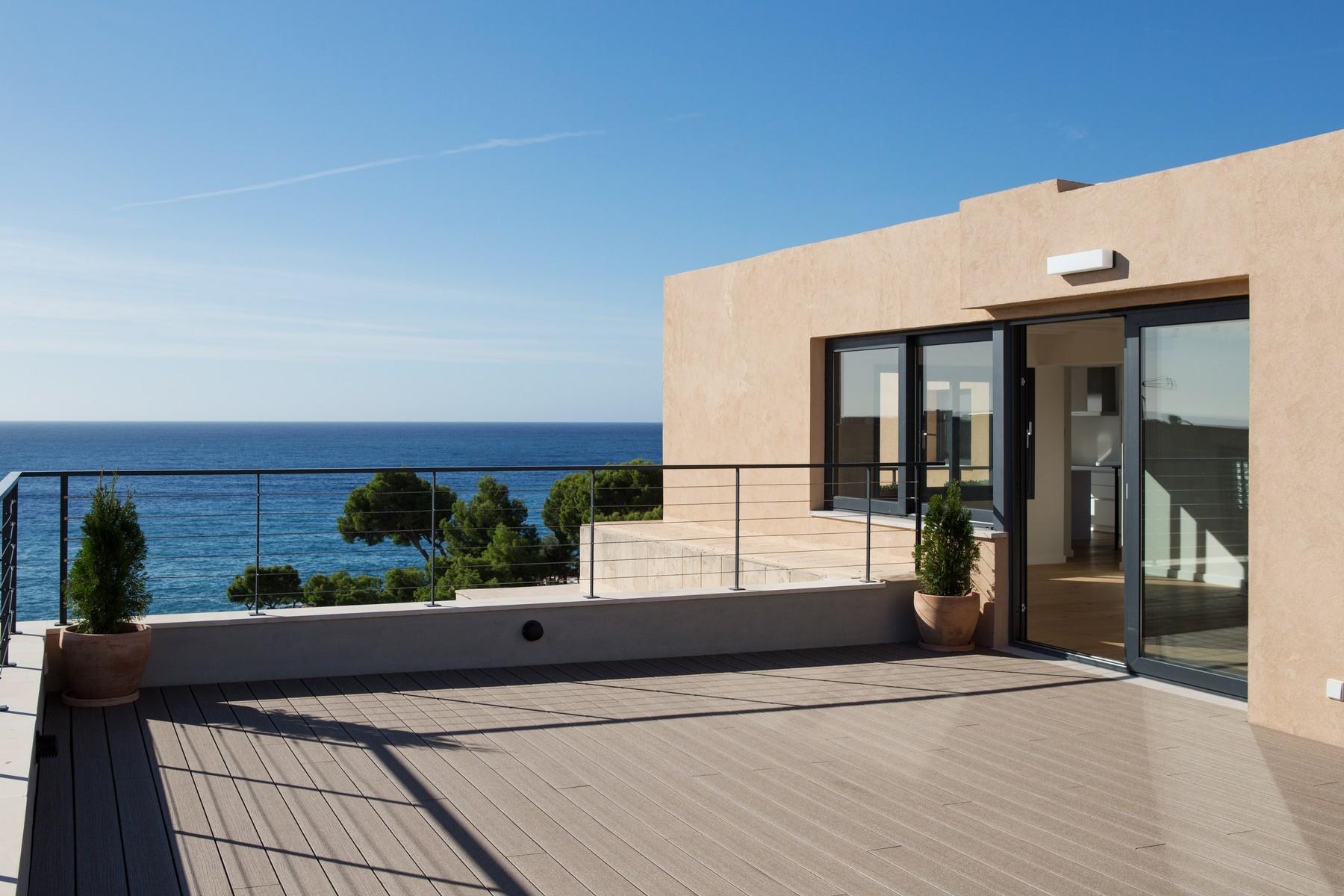 公寓 為 出售 在 Modern penthouse with sea access in Illetas Bendinat, 馬婁卡, 07180 西班牙