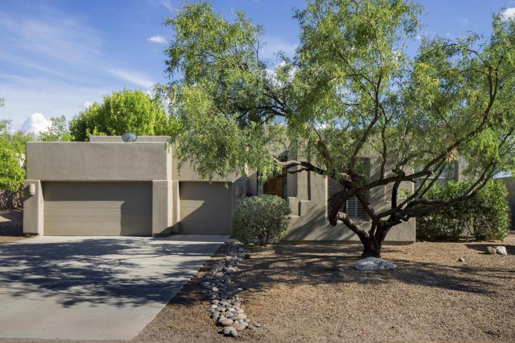 Частный односемейный дом для того Продажа на Easy Living in this fabulous one story home. 1765 W Placita De Vanegas Tucson, Аризона 85704 Соединенные Штаты