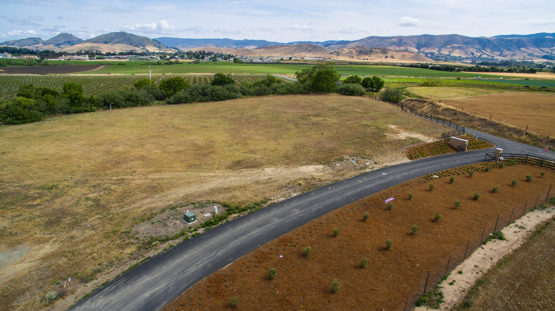 Land for Sale at One Acre Creekside Parcel Jespersen Road #Lot 3 San Luis Obispo, California 93401 United States