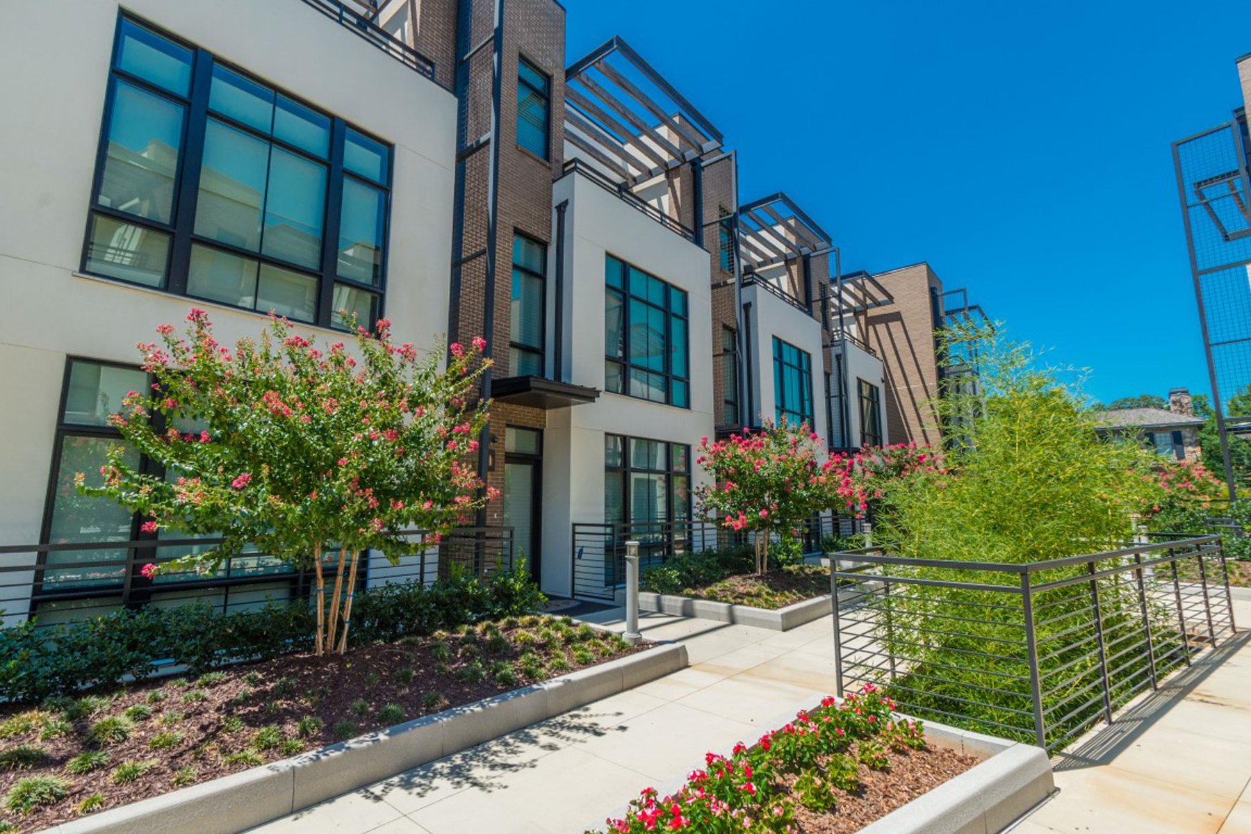 Townhouse for Active at Luxury Buckhead Townhome 721 Longleaf Drive Unit 4 Atlanta, Georgia 30342 United States