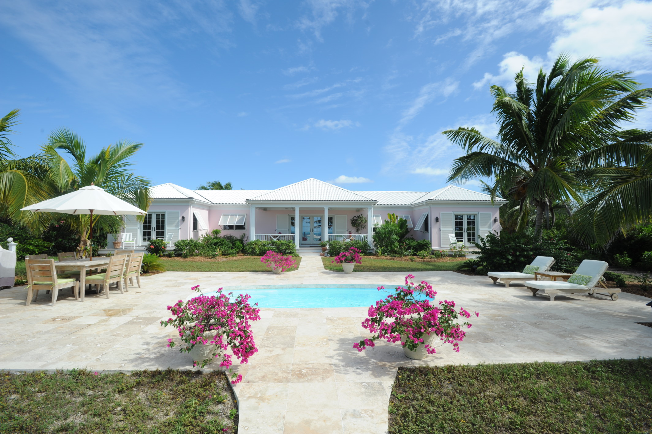 Single Family Home for Sale at On A Whymm, Long Island Sunset Beach Wemyss Settlement, Long Island . Bahamas