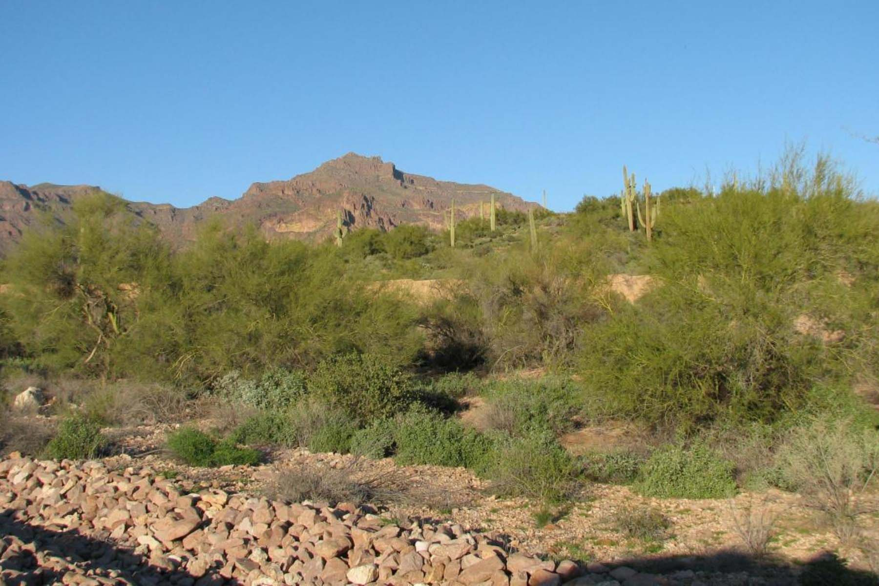 Terreno por un Venta en 1.18 Acres Lot In The Private Gated Luxury Golf Community Of Superstition Mounta 3351 S Petroglyph Trail #33 Gold Canyon, Arizona, 85118 Estados Unidos