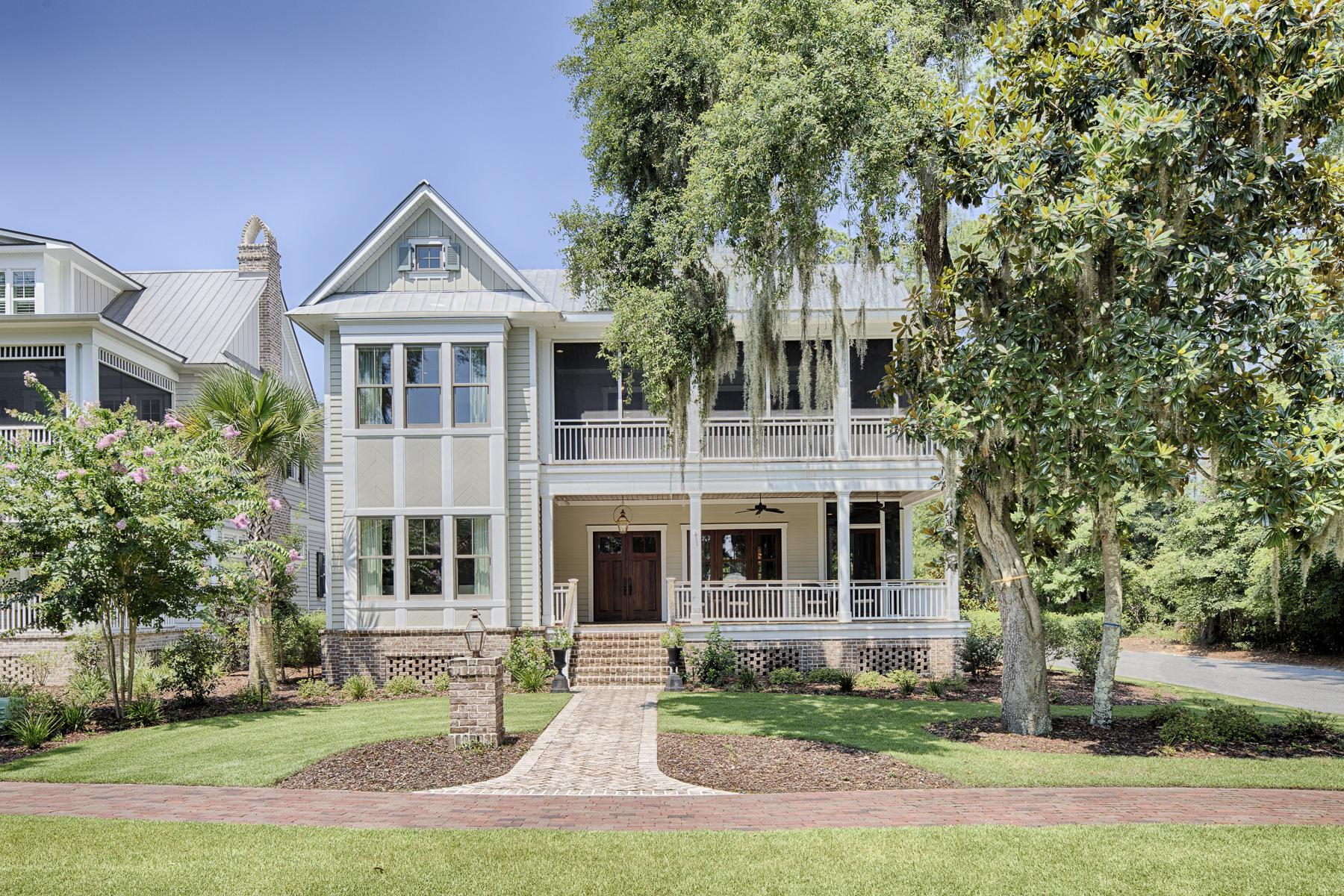 Einfamilienhaus für Verkauf beim Palmetto Bluff 362 Mt Pelia Rd Bluffton, South Carolina 29910 Vereinigte Staaten