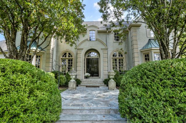 sales property at Custom European Inspired Estate