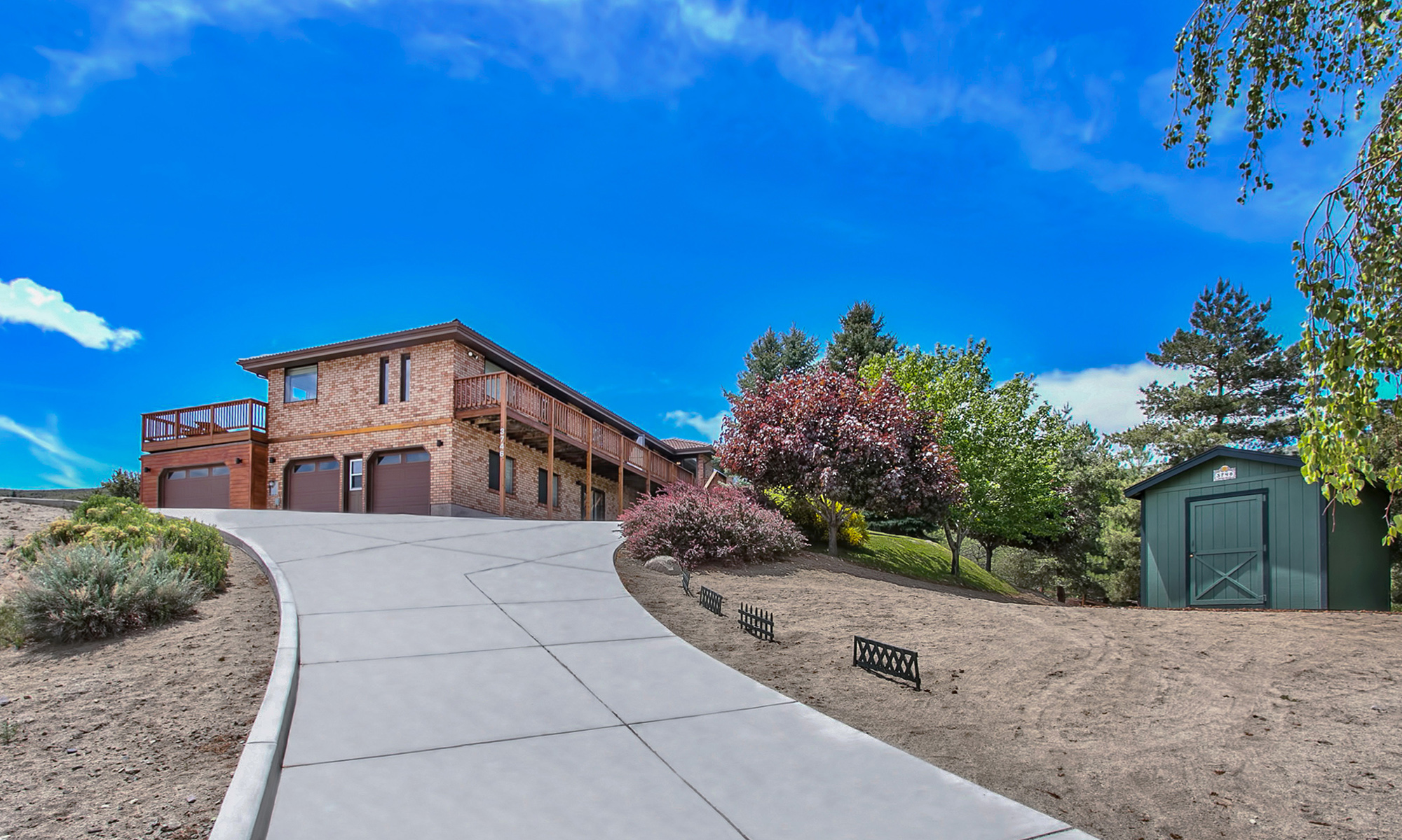 Single Family Home for Sale at 3746 Meadow Wood Circle 3746 Meadow Wood Road Carson City, Nevada 89703 United States