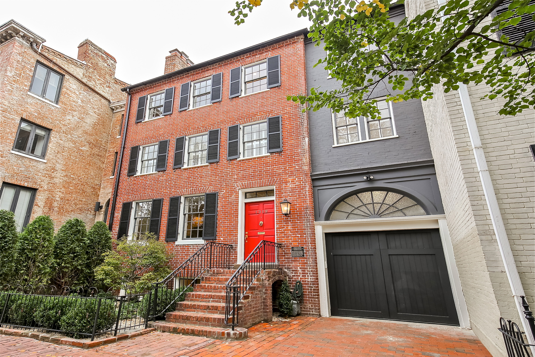 Townhouse for Sale at Hyde House 1319 30th Street NW Washington, District Of Columbia 20007 United States
