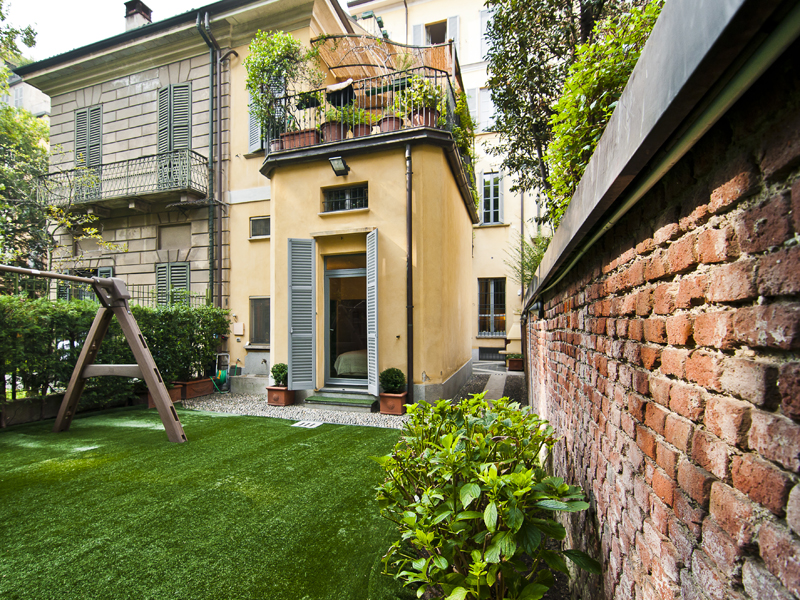 Apartment for Sale at Prestigious apartment with private garden Duomo Milano, Milan 20121 Italy