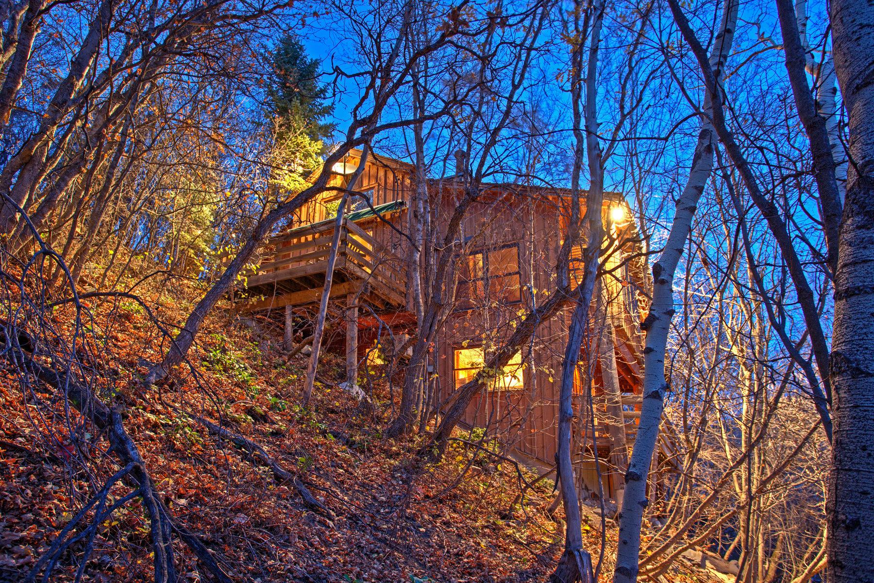 sales property at Charming Sundance Cabin
