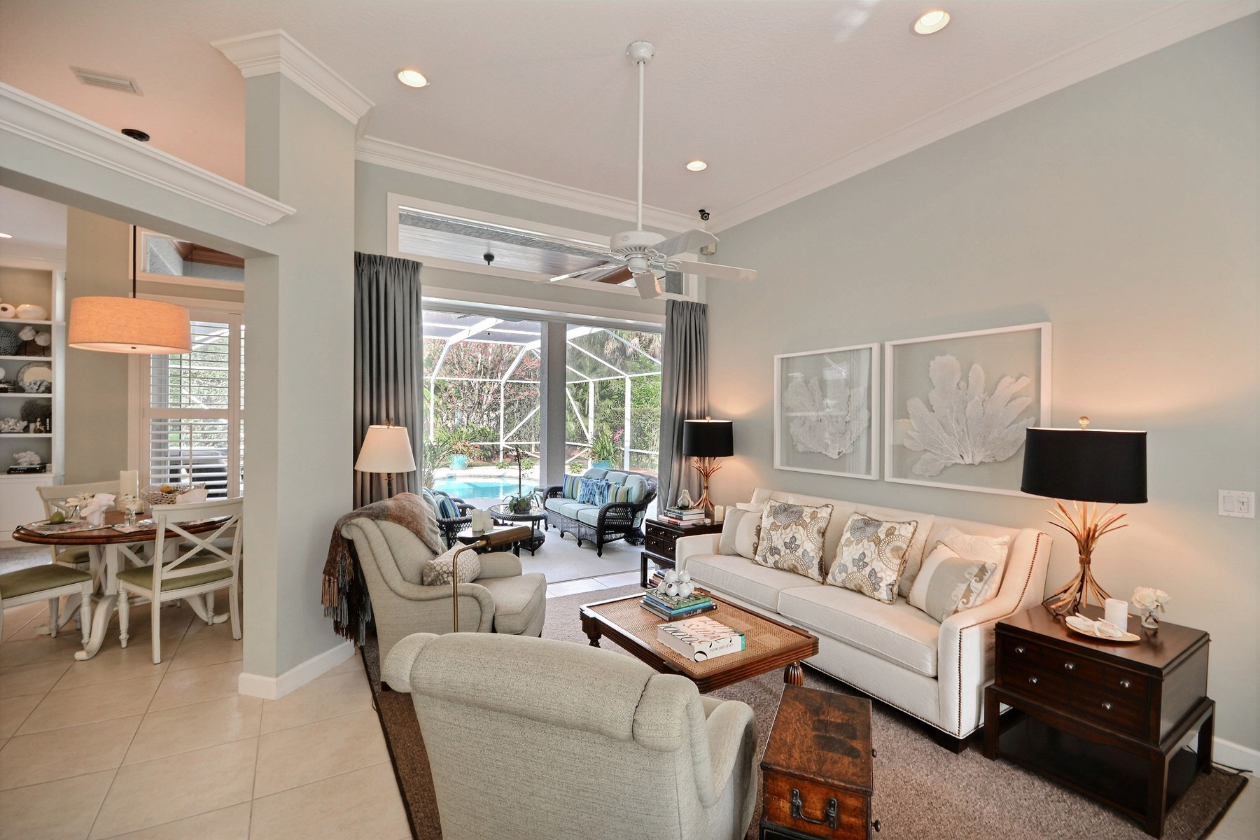 Single Family Home for Sale at Designer Showcase in Ansley Park 1165 Ansley Avenue Vero Beach, Florida, 32968 United States