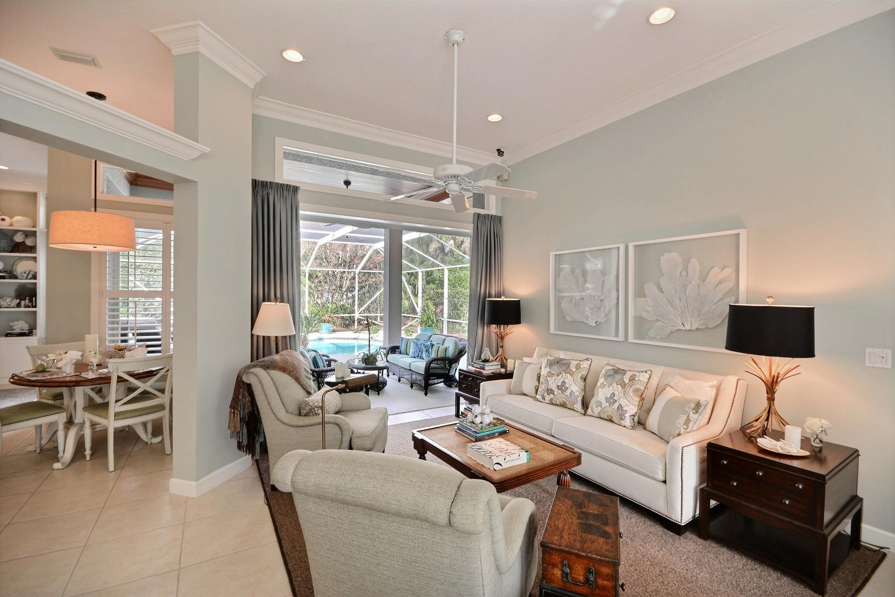 獨棟家庭住宅 為 出售 在 Designer Showcase in Ansley Park 1165 Ansley Avenue Vero Beach, 佛羅里達州, 32968 美國