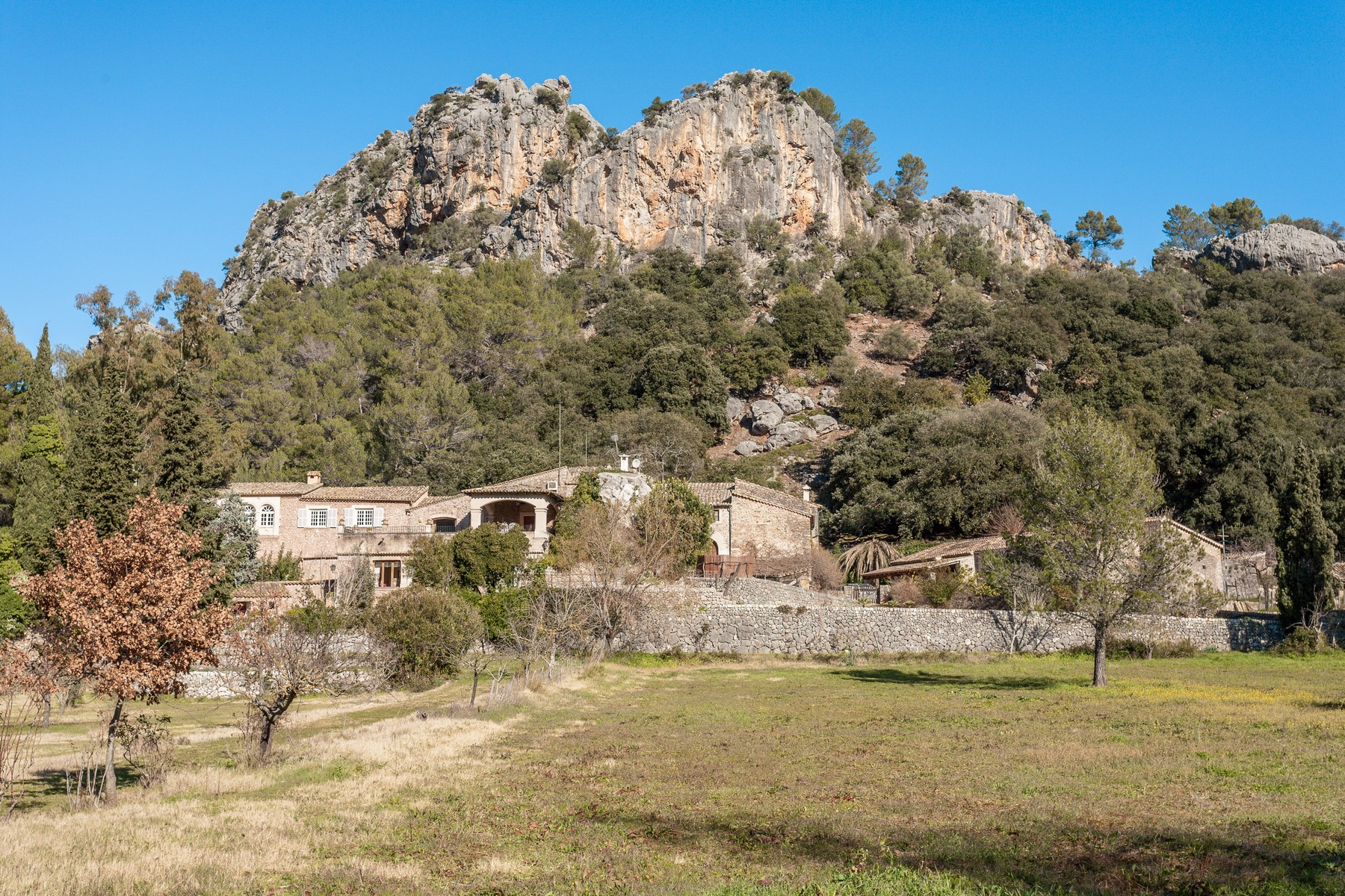 Single Family Home for Sale at Rural Manor in Lluc Lluc, Mallorca, 07001 Spain