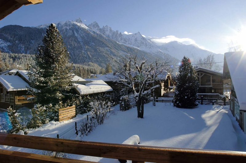 Частный односемейный дом для того Продажа на Chalet Golf de Chamonix Other Rhone-Alpes, Рона-Альпы 74400 Франция