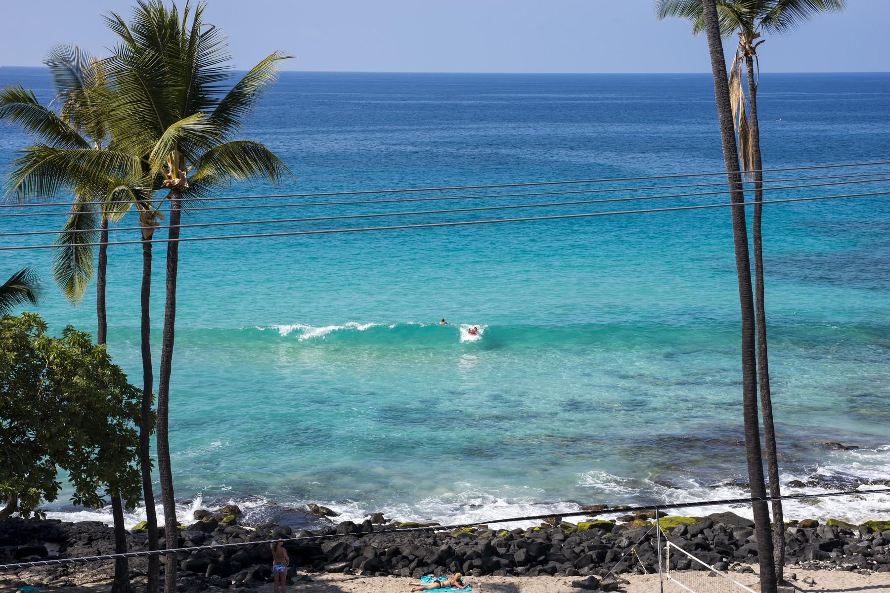 Condominium for Sale at White Sands Village 77-6469 Alii Dr. #109 Kailua-Kona, Hawaii 96740 United States