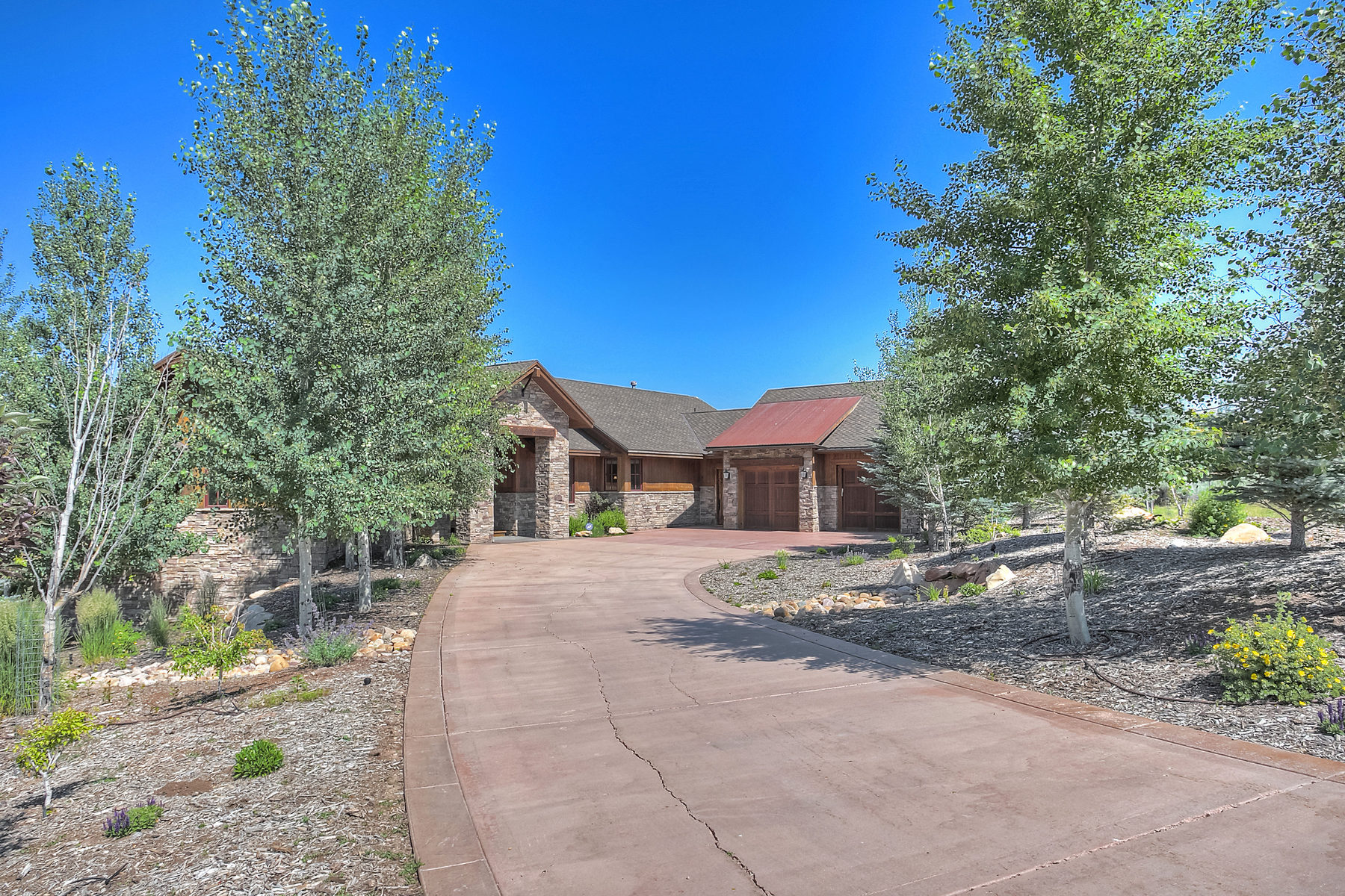 Single Family Home for Sale at Charming Mountain Retreat with Views 3319 Westview Trl Park City, Utah 84098 United States
