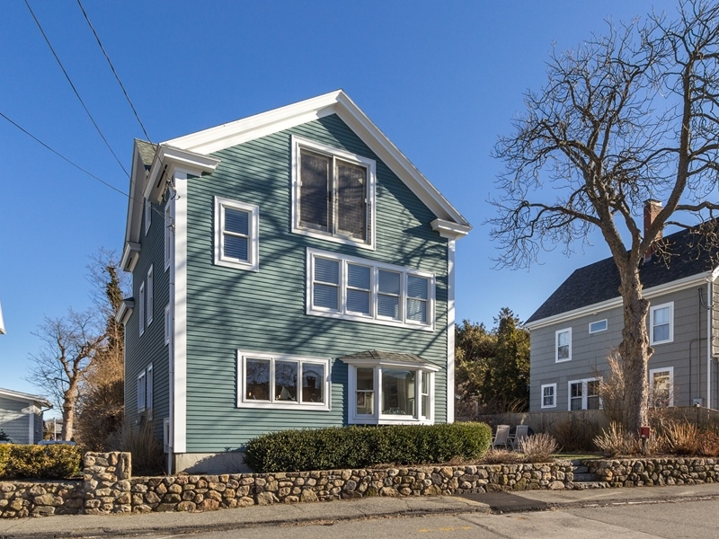 Single Family Home for Sale at Colonial in the heart of Rocky Neck 17 Wonson Street Gloucester, Massachusetts 01930 United States