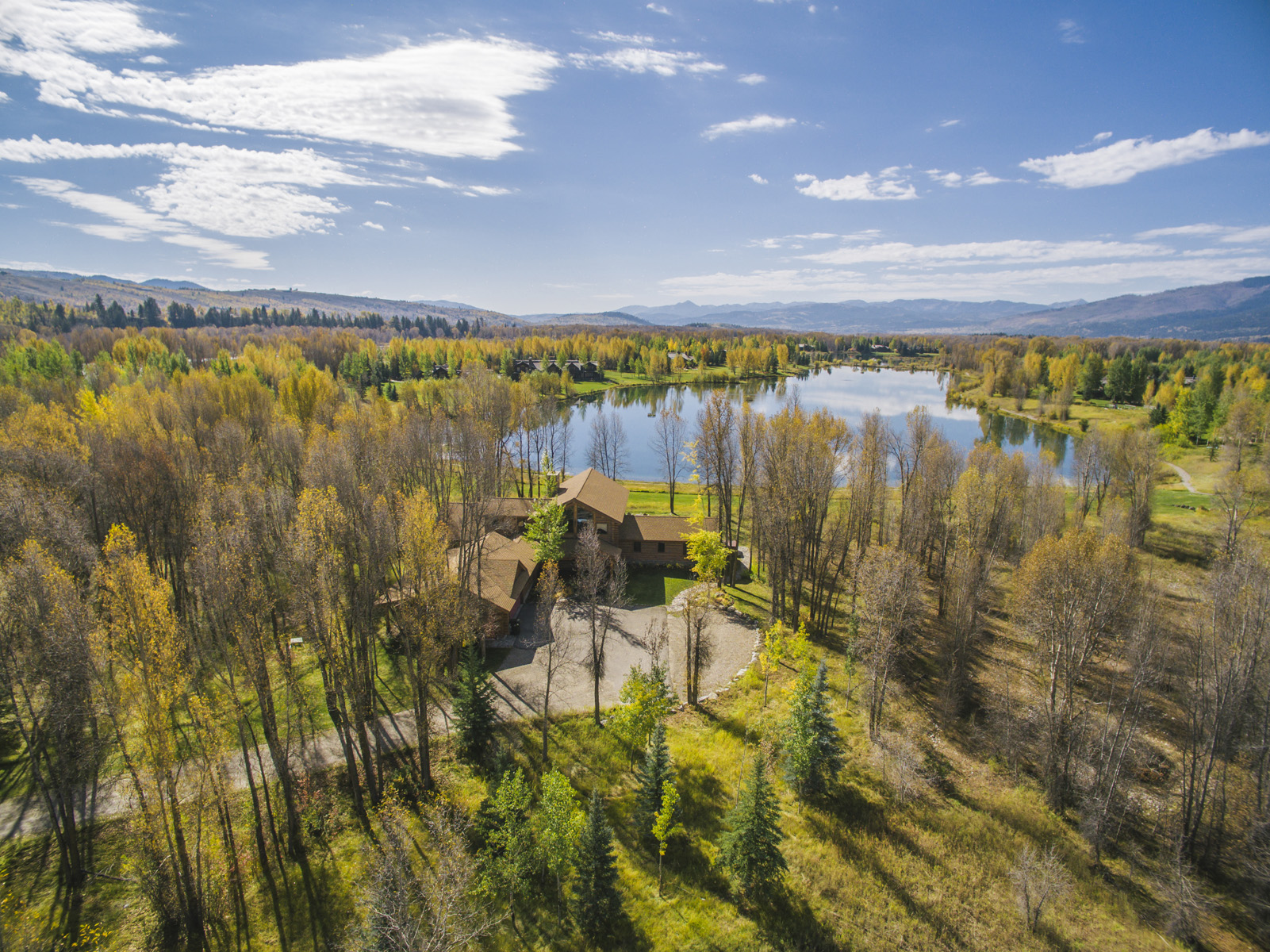 Property For Sale at Dreamlike Setting in Wilderness
