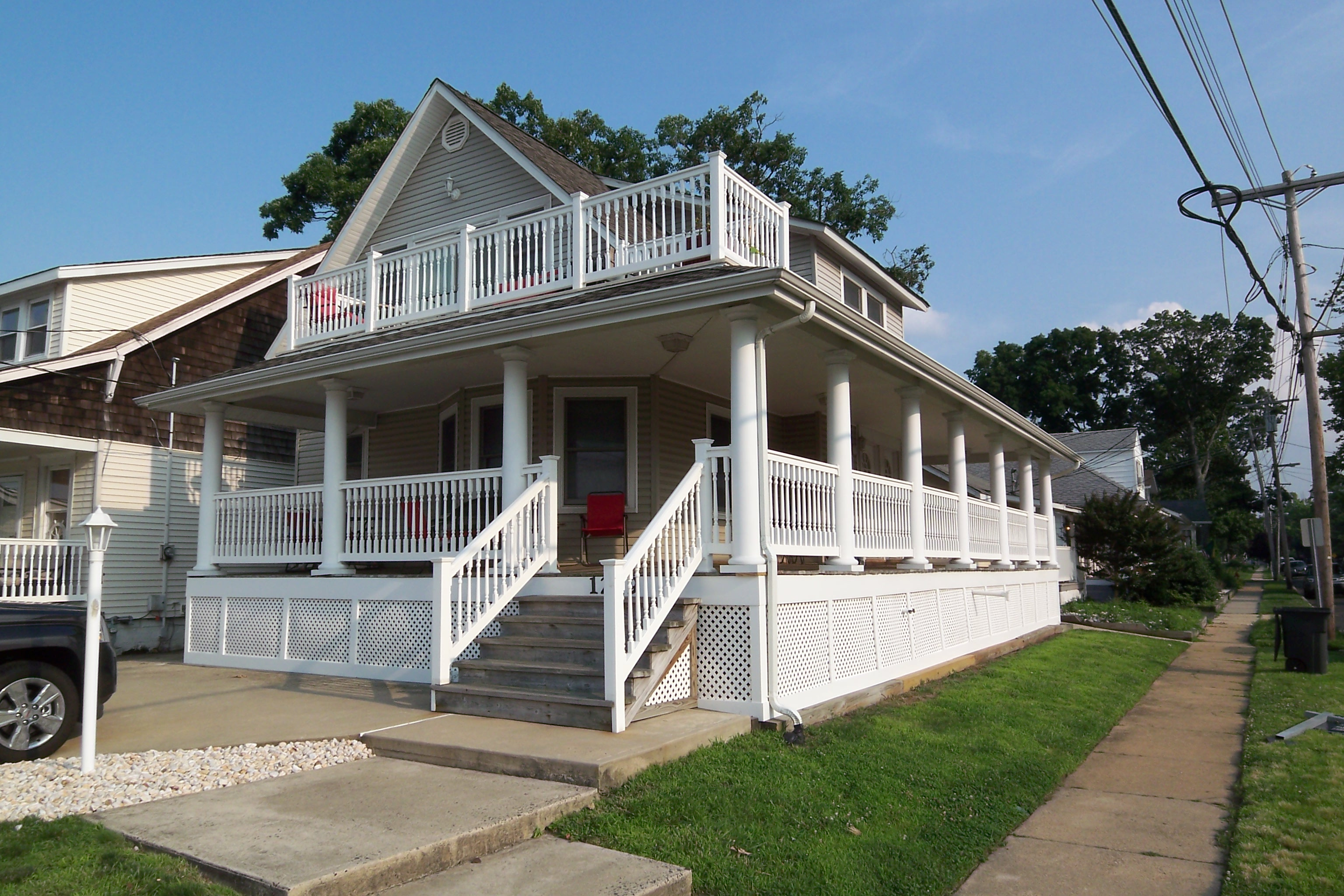 Multi-Family Home for Sale at Waterfront Property 1219 River Rd Belmar, New Jersey 07719 United States
