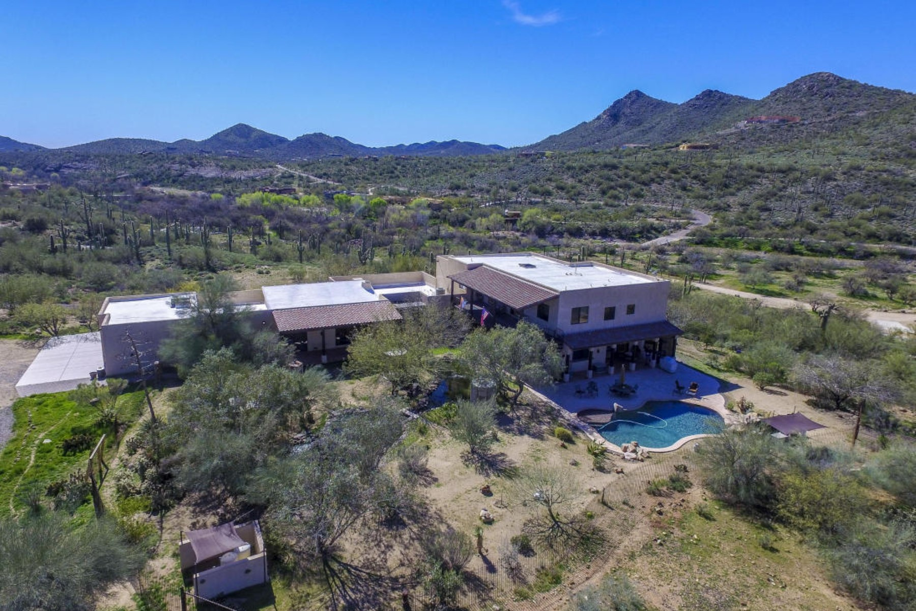 sales property at Gated Private Enclave On 5 Acres Boasting The Finest Views In Cave Creek
