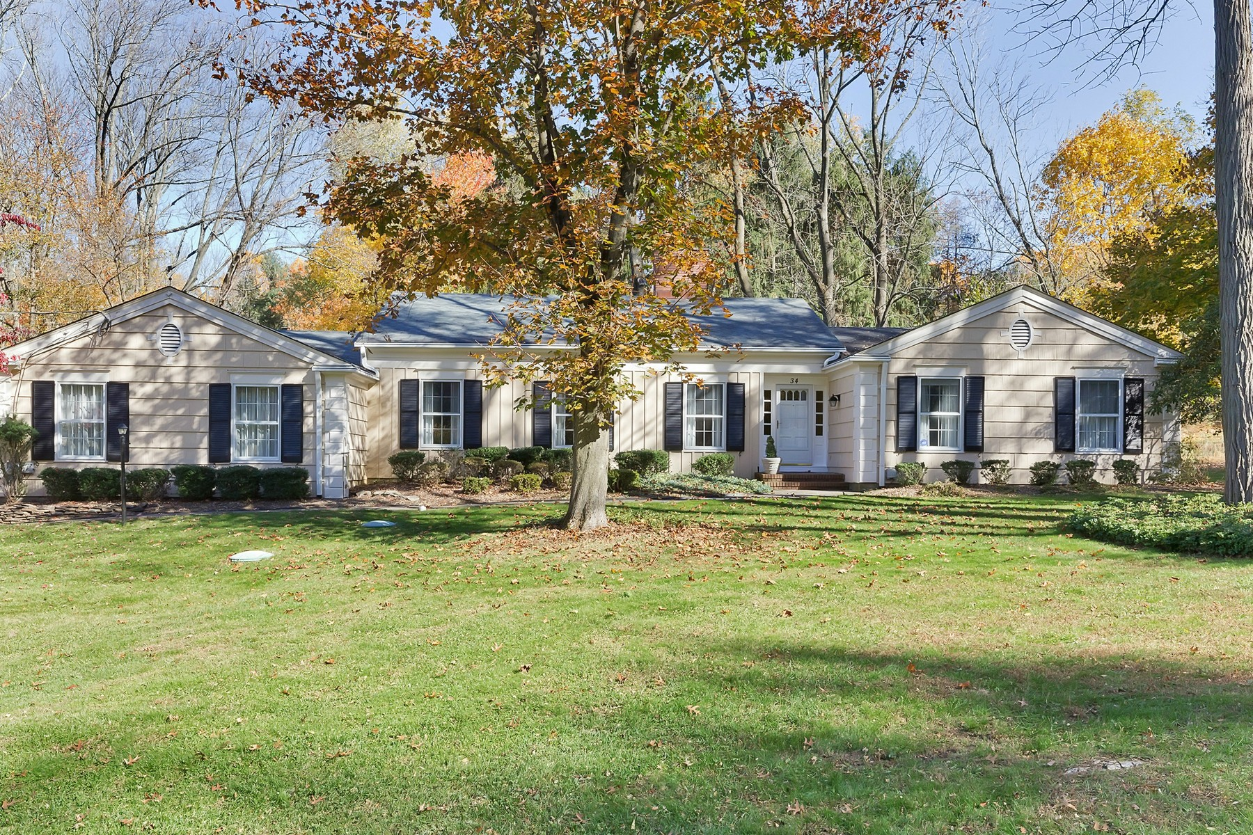 Single Family Home for Sale at Extraordinary Value 34 The Enclosure Colts Neck, New Jersey 07722 United States