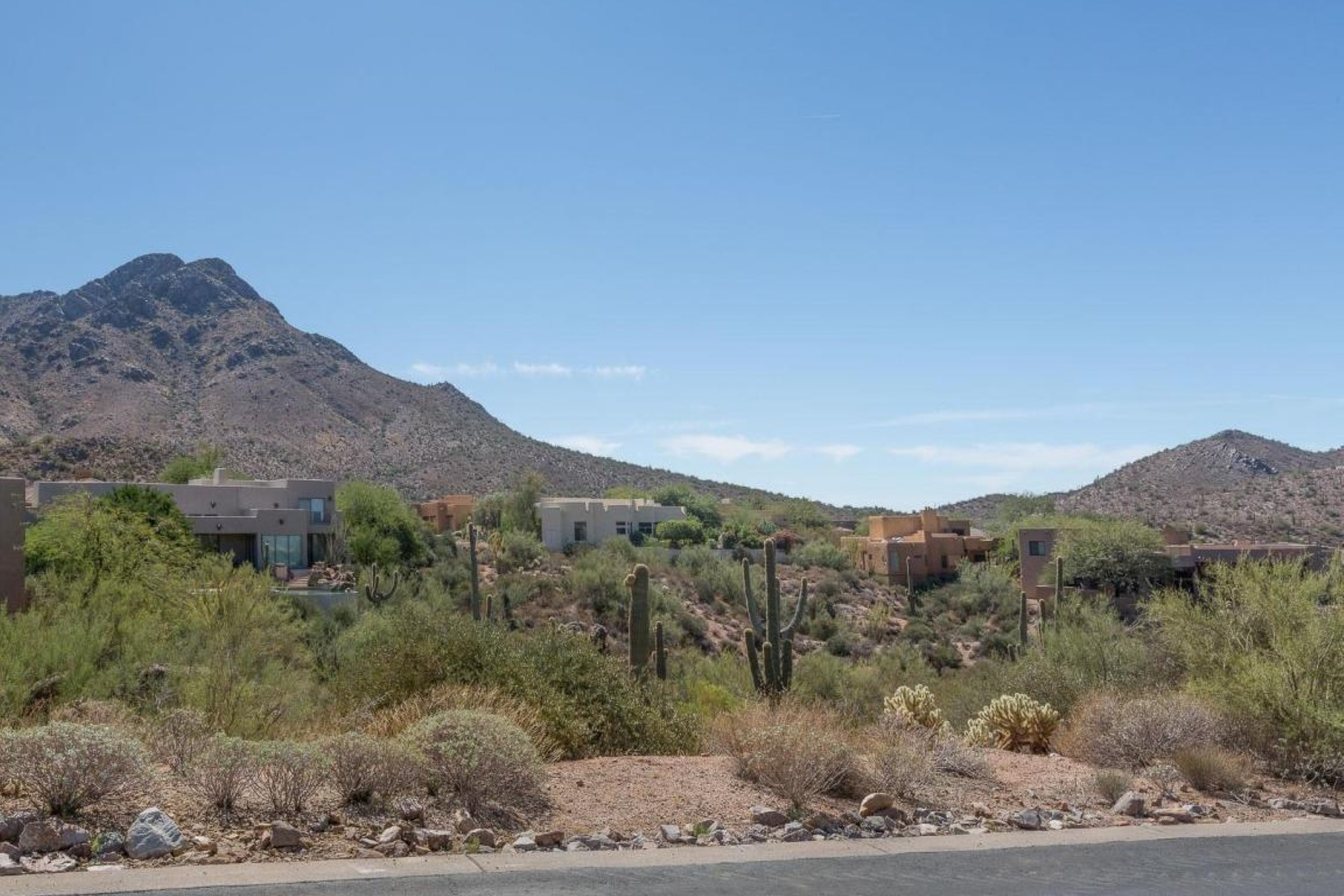 sales property at Ultimate private Gated Canyon subdivision
