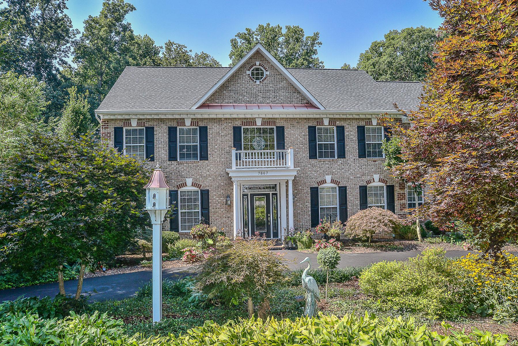 独户住宅 为 销售 在 7867 Unbridled Court, Manassas 7867 Unbridled Ct Manassas, 弗吉尼亚州 20112 美国