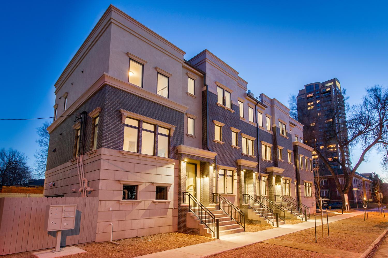 獨棟家庭住宅 為 出售 在 3100 E 17th Avenue City Park, Denver, 科羅拉多州, 80206 美國