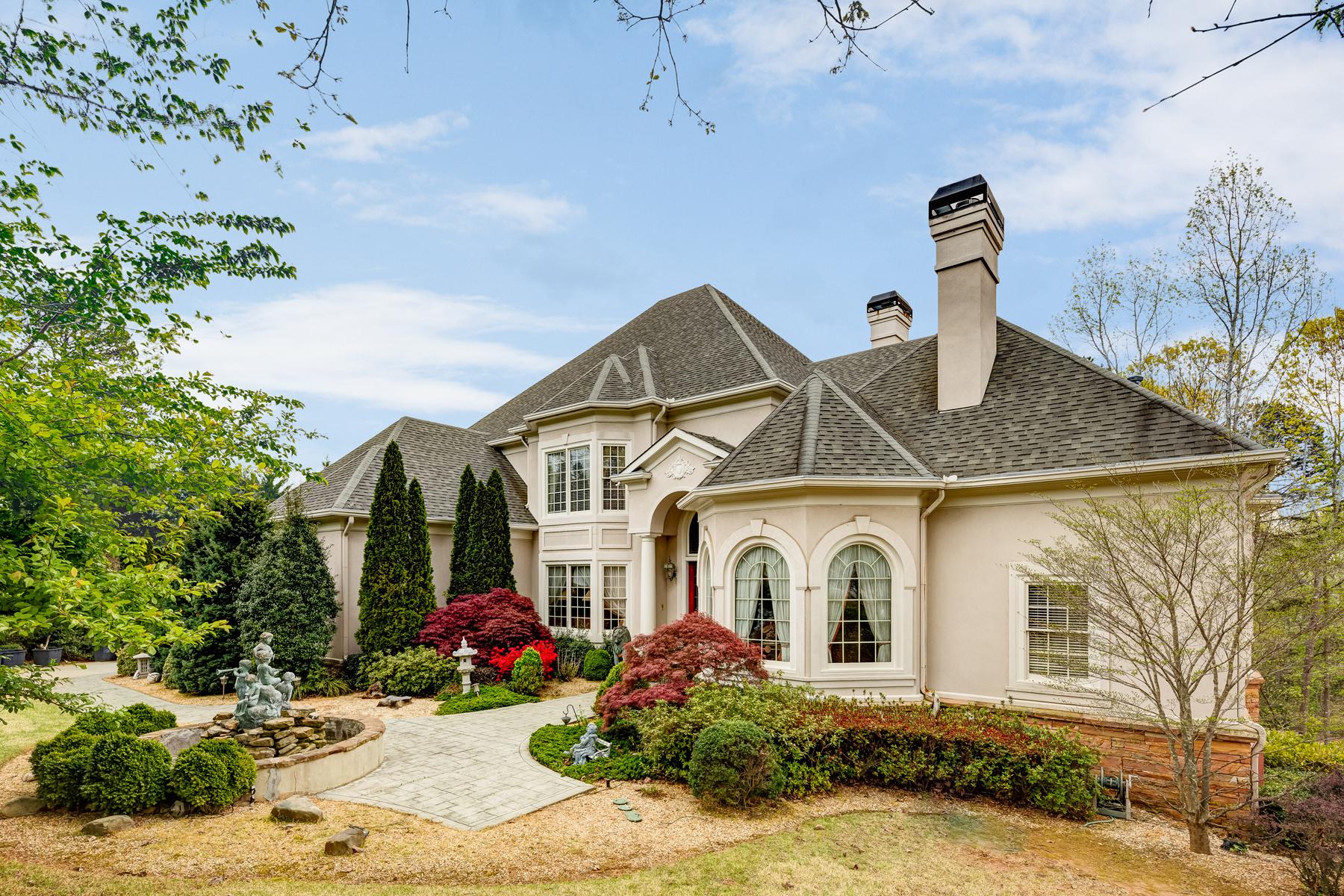 Nhà ở một gia đình vì Bán tại Captivating Fairway Views 8850 Old Southwick Pass Alpharetta, Georgia 30022 Hoa Kỳ