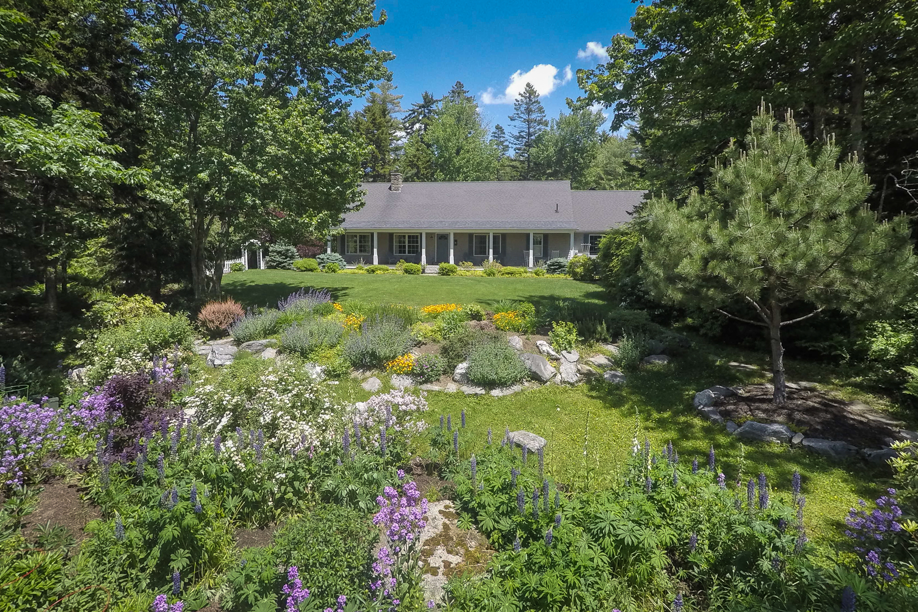 Single Family Home for Sale at Round Cove Lane 7 Round Cove Lane Phippsburg, Maine, 04562 United States