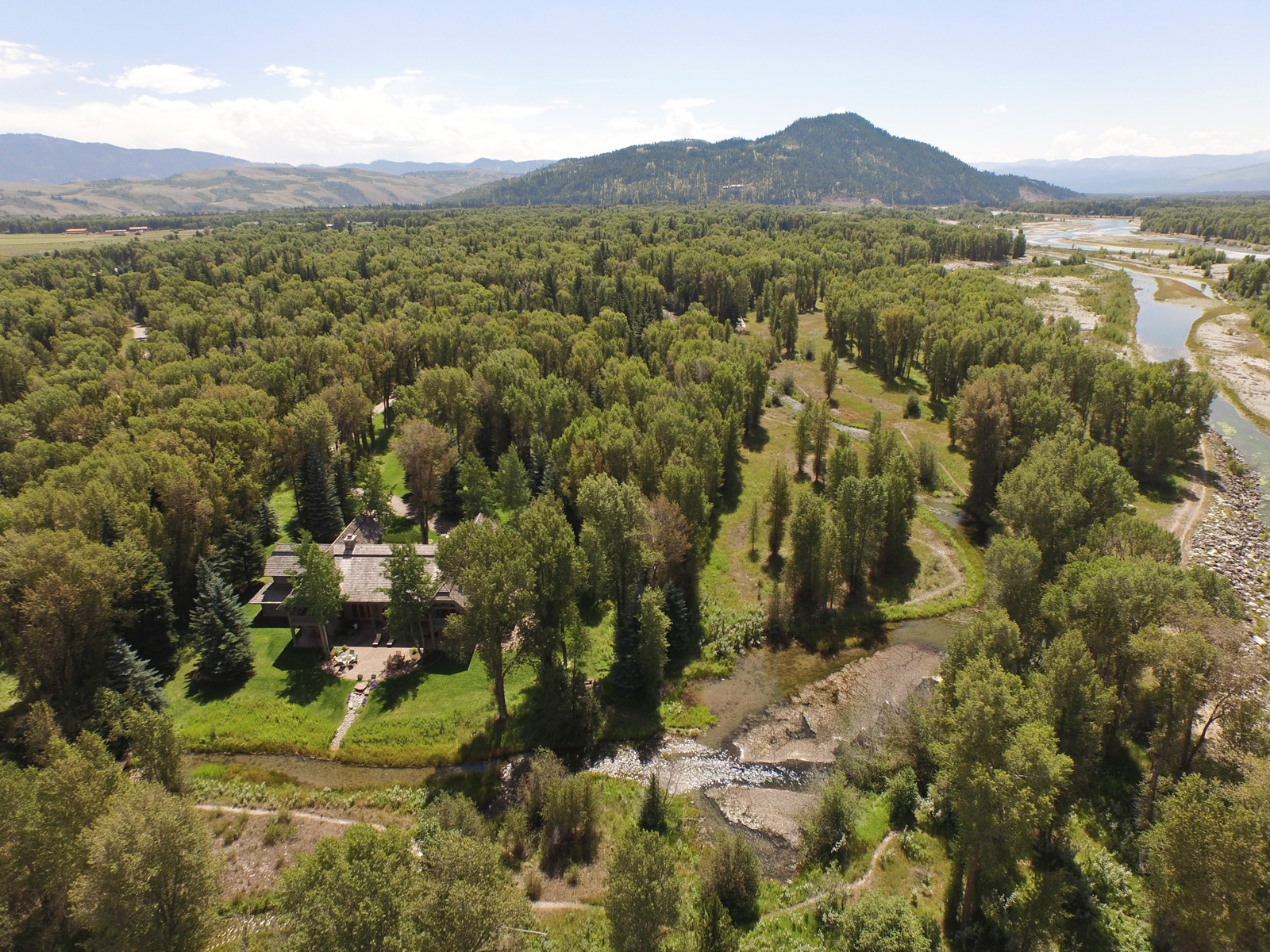 sales property at Snake River Sanctuary