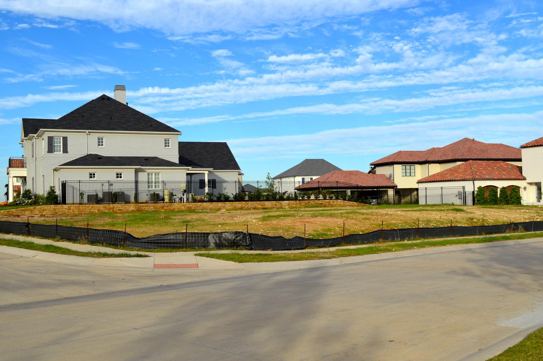 土地 为 销售 在 Great Lot In Prestigious Riverhills 5200 Wintergrass Lane Fort Worth, 得克萨斯州 76109 美国
