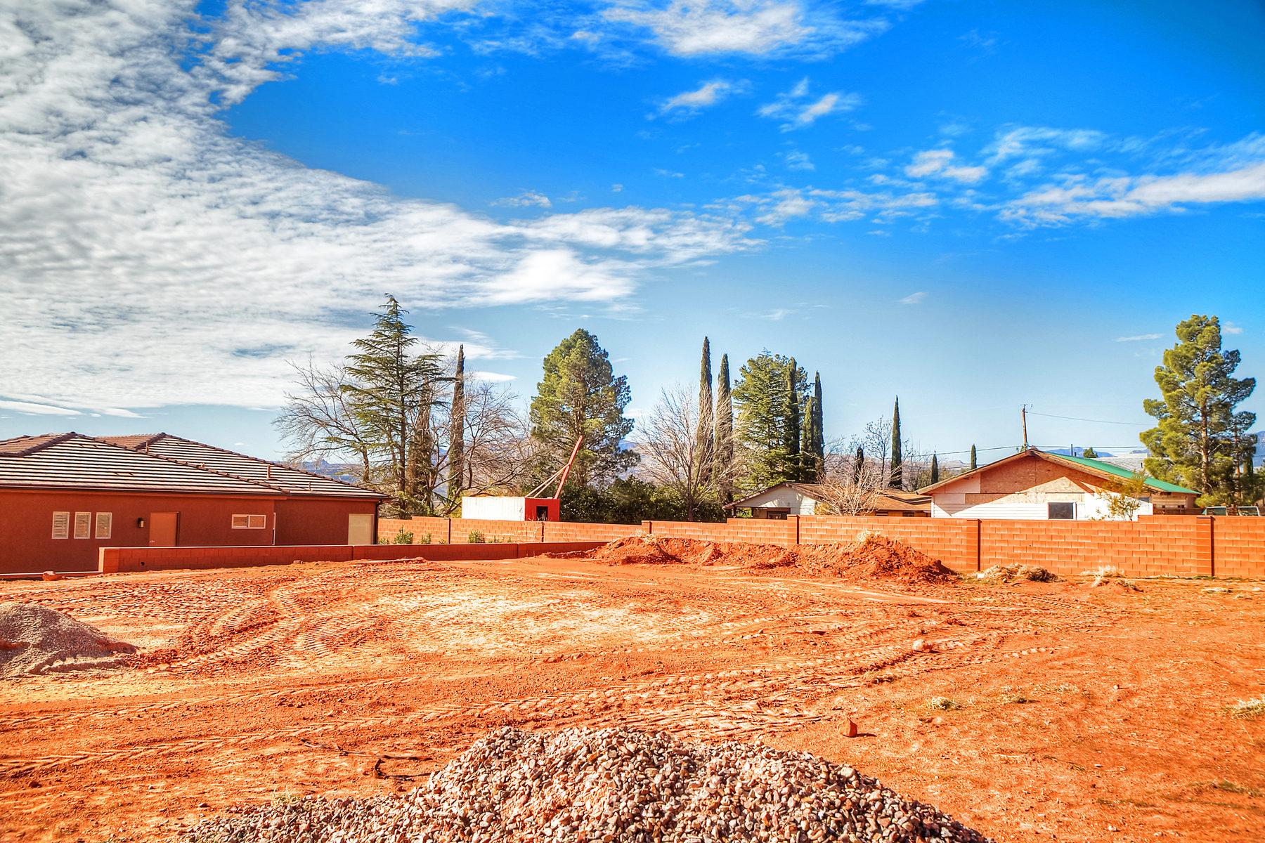 Terreno por un Venta en Red Mountain Estate View lot Lot 27 Red Mountain Estates Ivins, Utah 84738 Estados Unidos