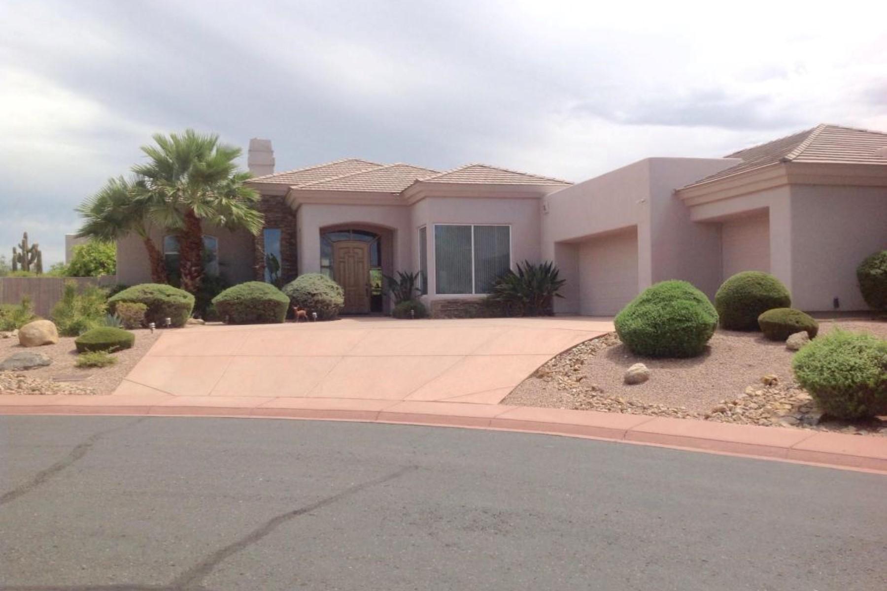 獨棟家庭住宅 為 出售 在 Absolutely gorgeous, custom designed home in Country Club Estates 4055 N Recker Rd 24 Mesa, 亞利桑那州 85215 美國