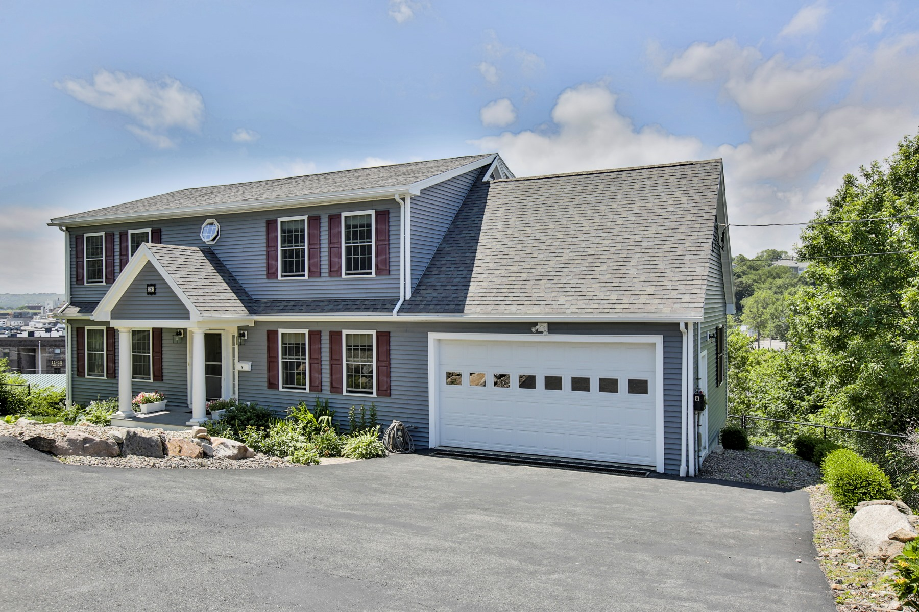Property For Sale at East Gloucester Colonial with beautiful harbor views