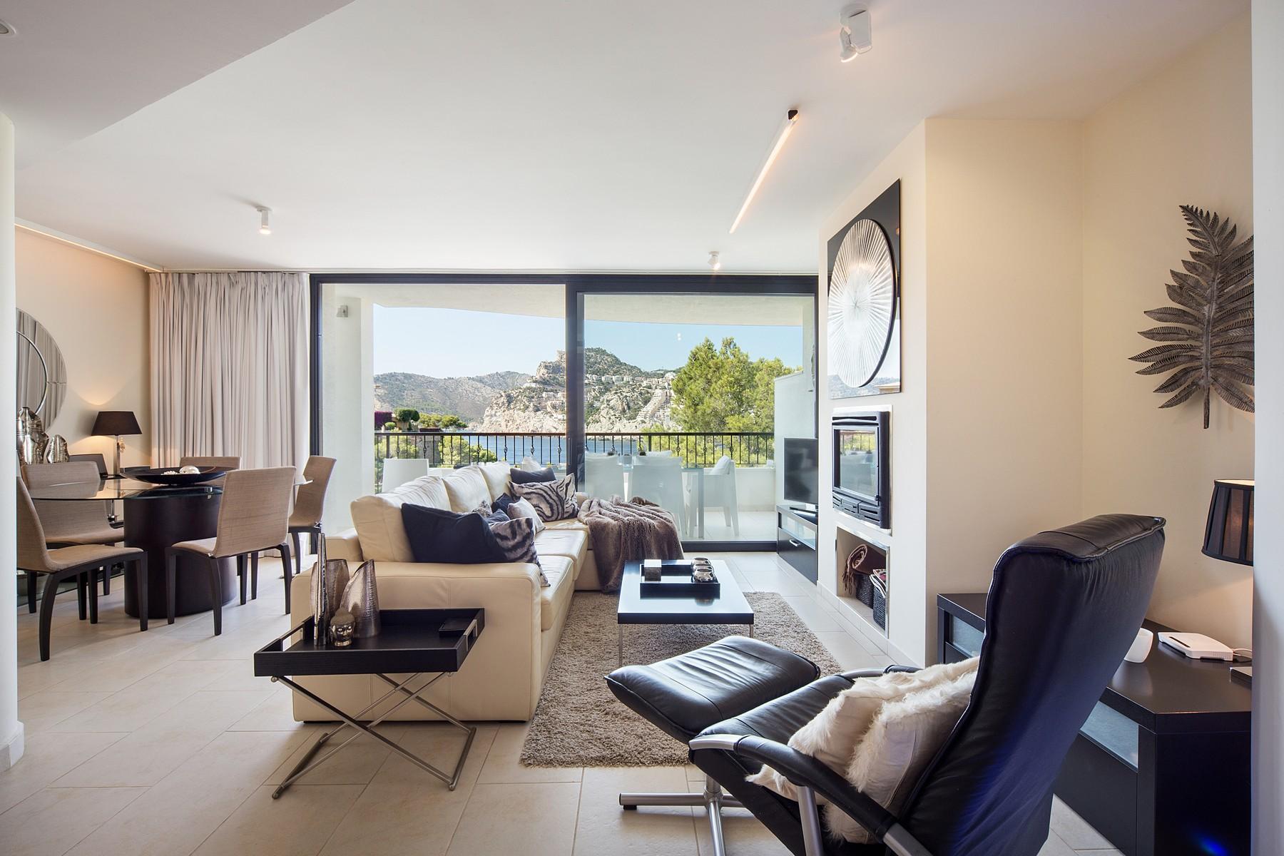 Apartment for Sale at Sea view apartment with sea access Port Andratx Port Andratx, Mallorca, 07157 Spain