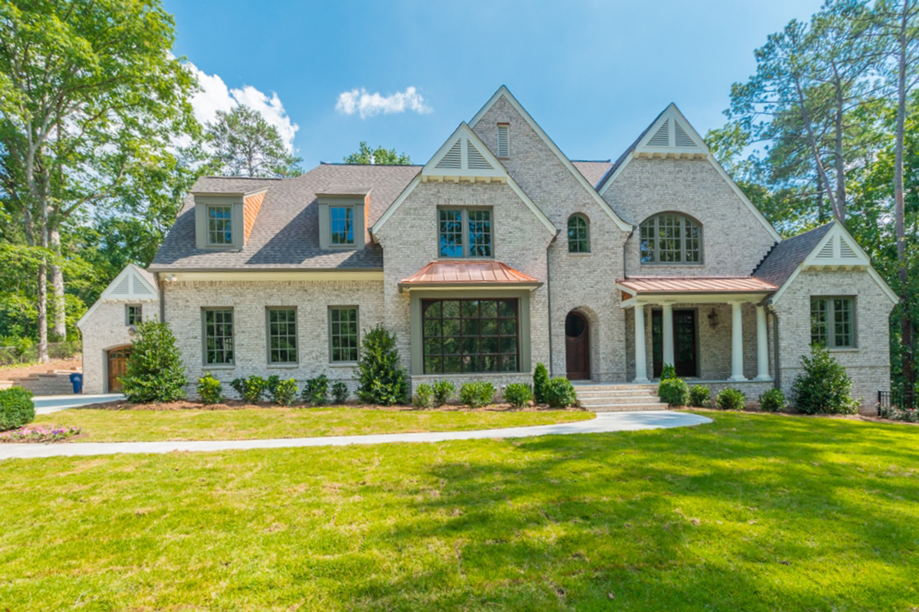 Vivienda unifamiliar por un Venta en New Construction North Buckhead 4564 Mount Paran Parkway North Buckhead, Atlanta, Georgia, 30327 Estados Unidos