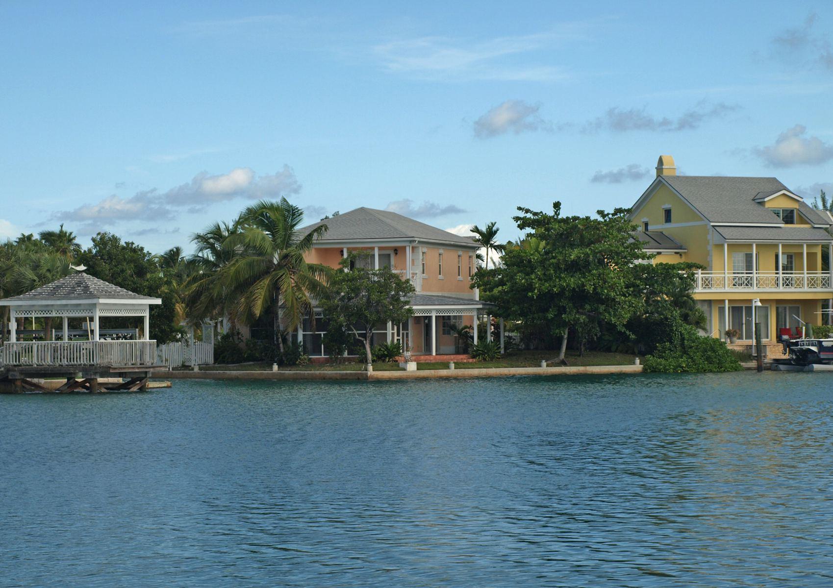 Property For Sale at Sandyport Canal front Rental