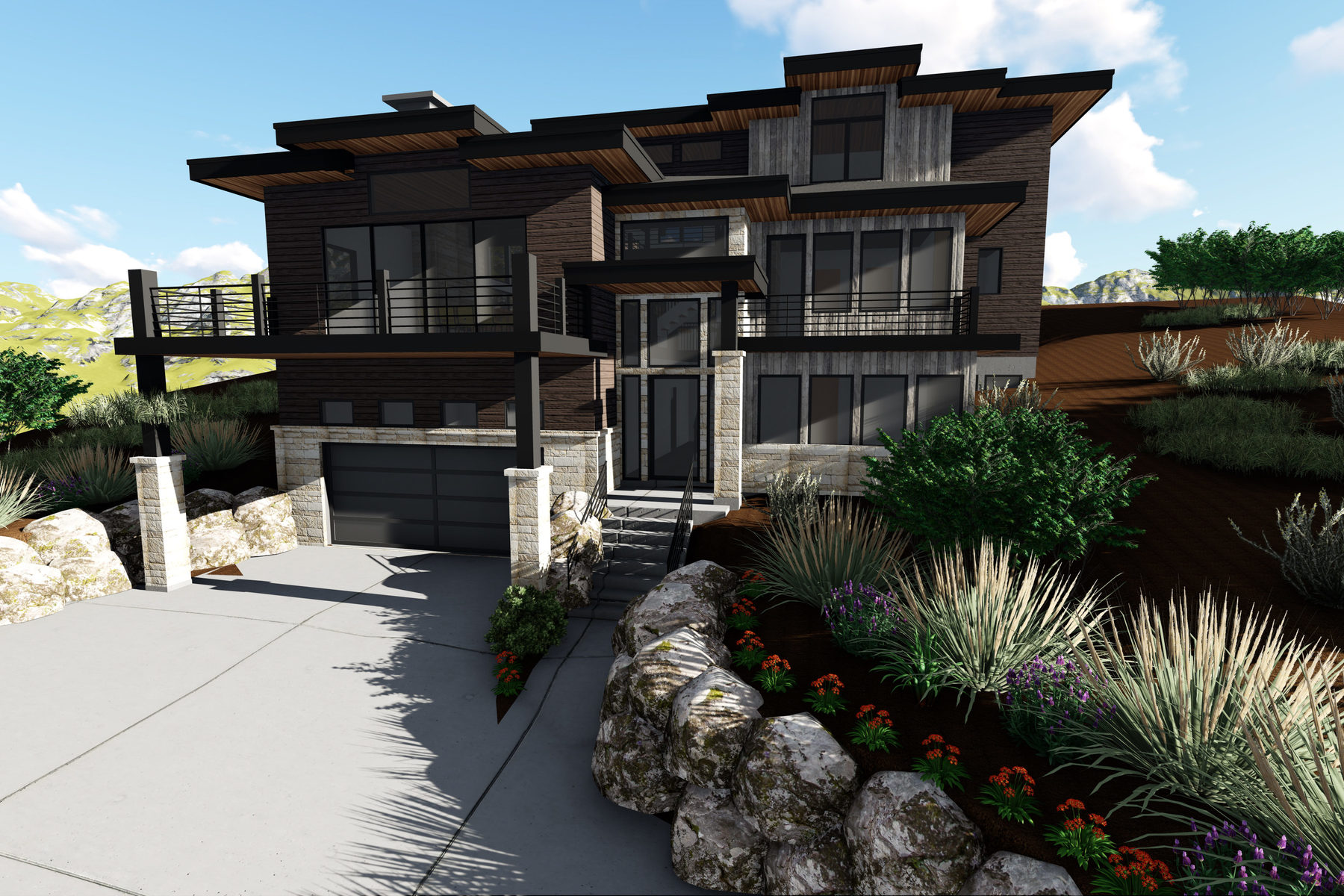Single Family Home for Sale at New Construction Opportunity 3121 Mountain Ridge Ct Park City, Utah, 84060 United States